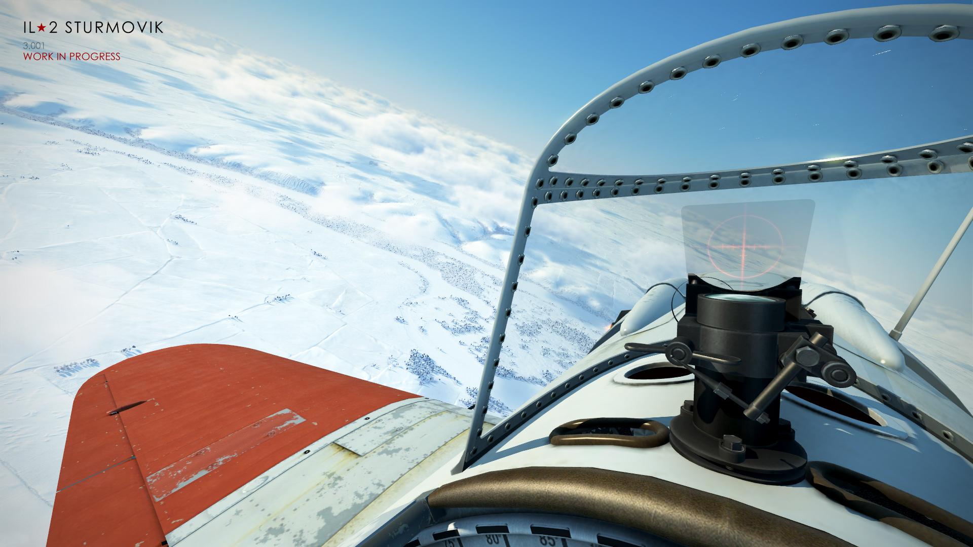 V 1C chystají hned tři letecké akce IL-2 Sturmovik 153051