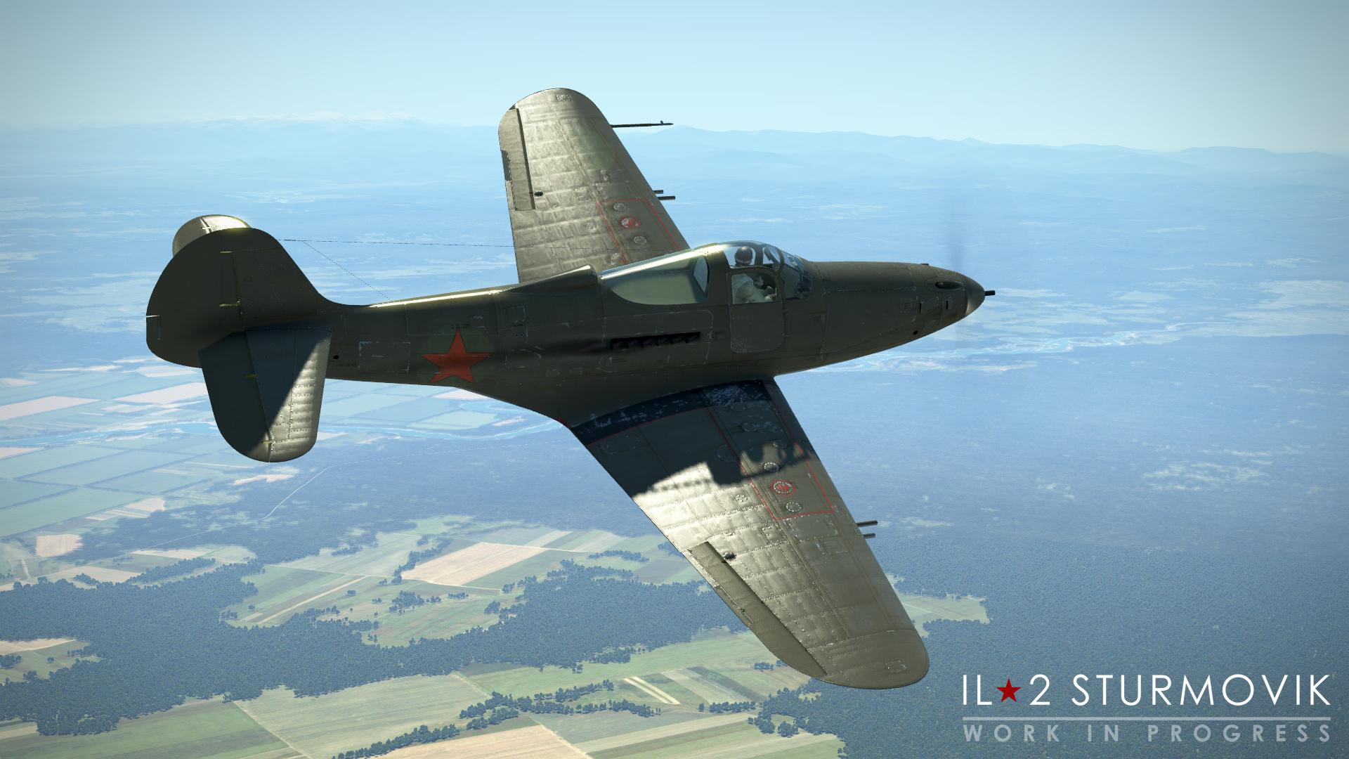 V 1C chystají hned tři letecké akce IL-2 Sturmovik 153053
