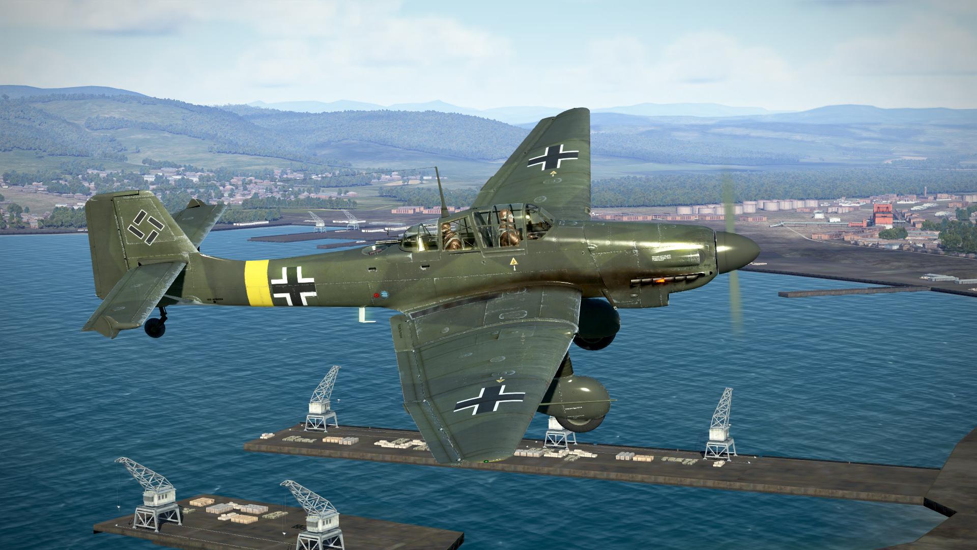 V 1C chystají hned tři letecké akce IL-2 Sturmovik 153055
