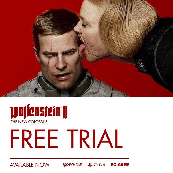 Wolfenstein 2: The New Colossus si můžete zkusit díky čerstvé demoverzi 153074