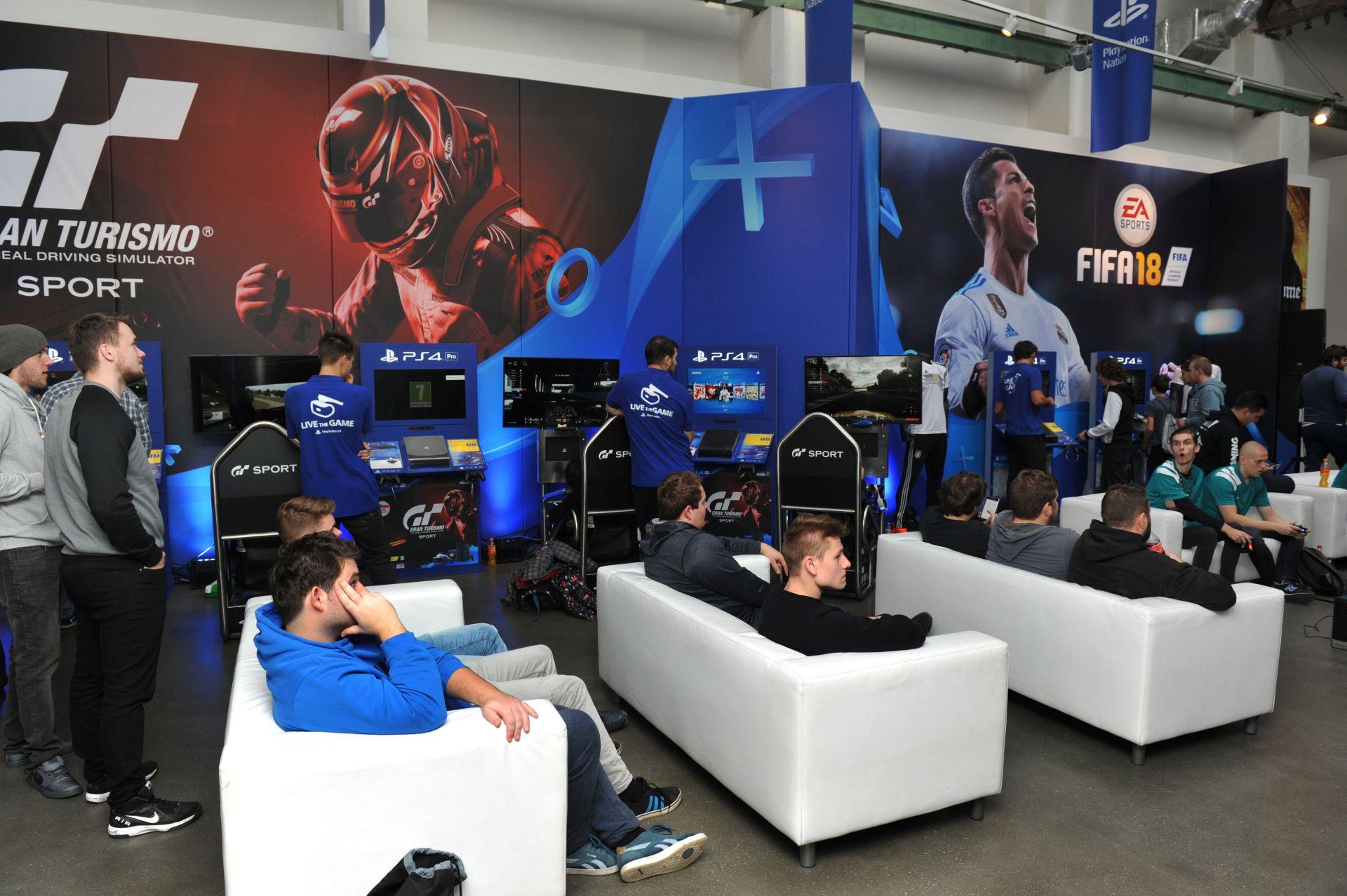 Český PlayStation Nation navštívilo přes 2000 lidí 153107