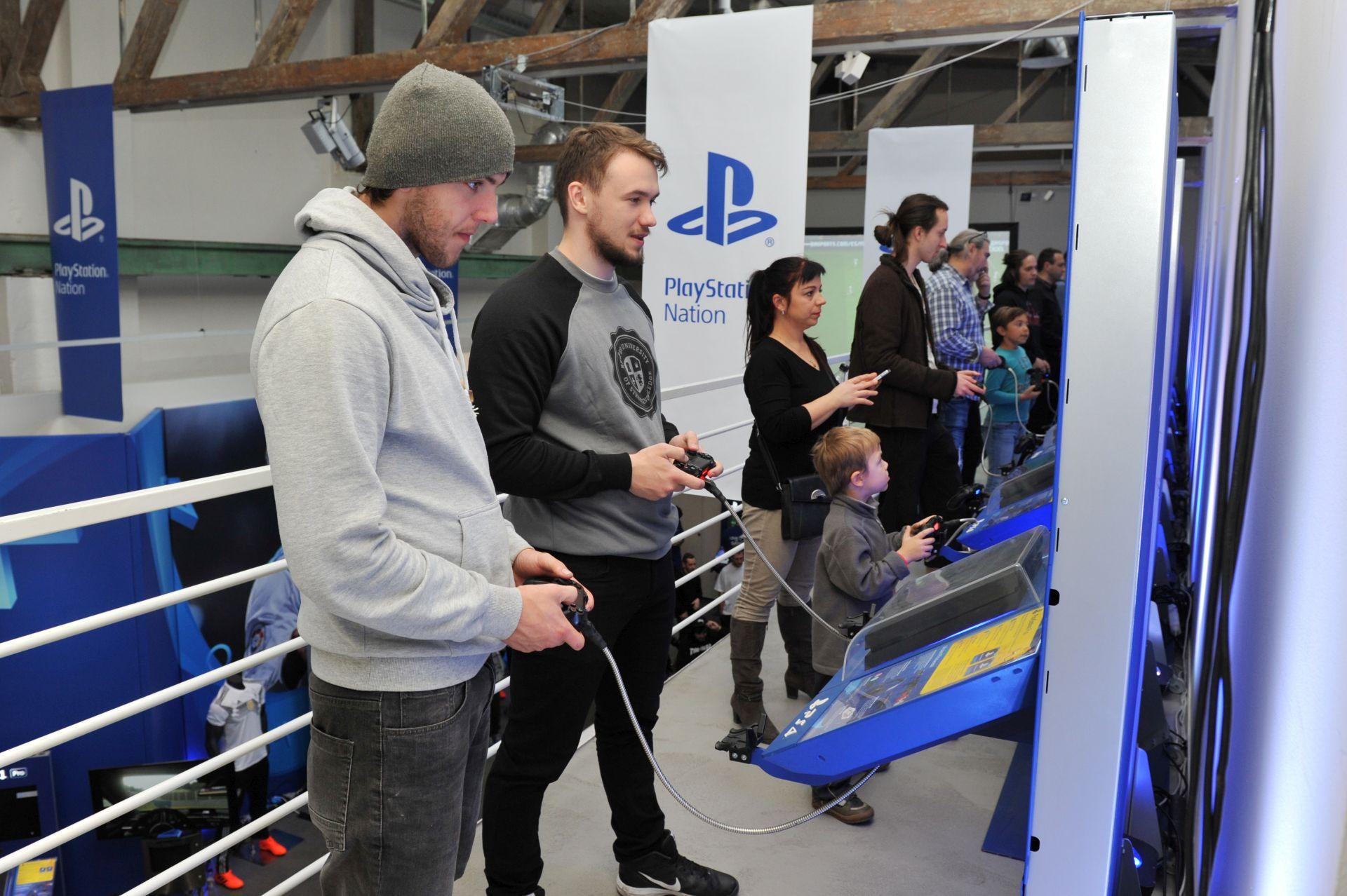 Český PlayStation Nation navštívilo přes 2000 lidí 153108