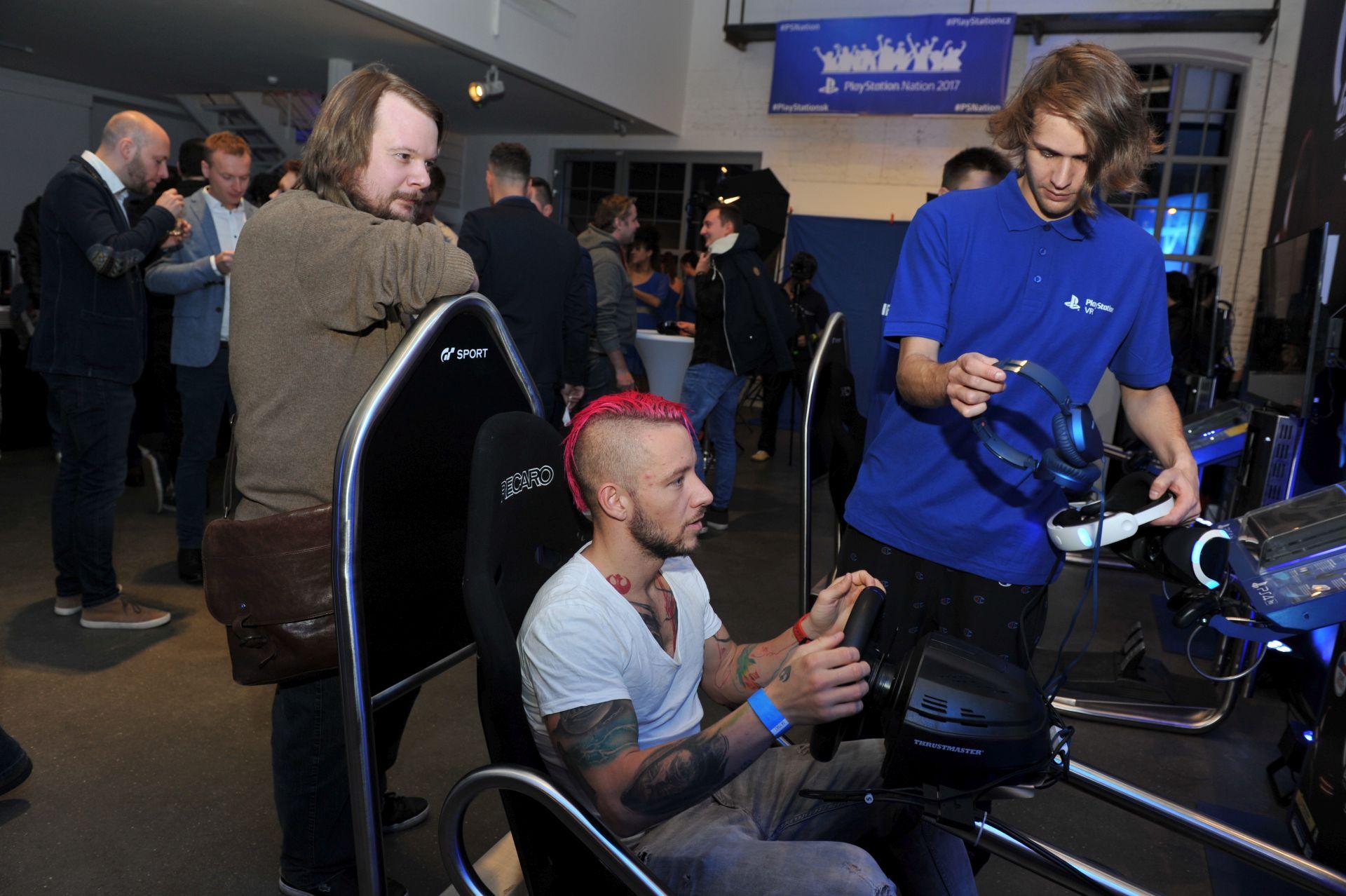 Český PlayStation Nation navštívilo přes 2000 lidí 153112