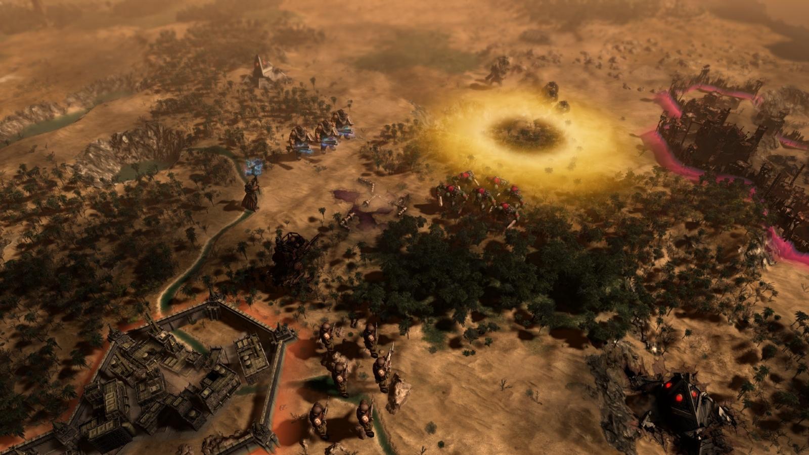 Čtyři odlišné zážitky slibuje 4X strategie ze světa Warhammeru 40,000 153194