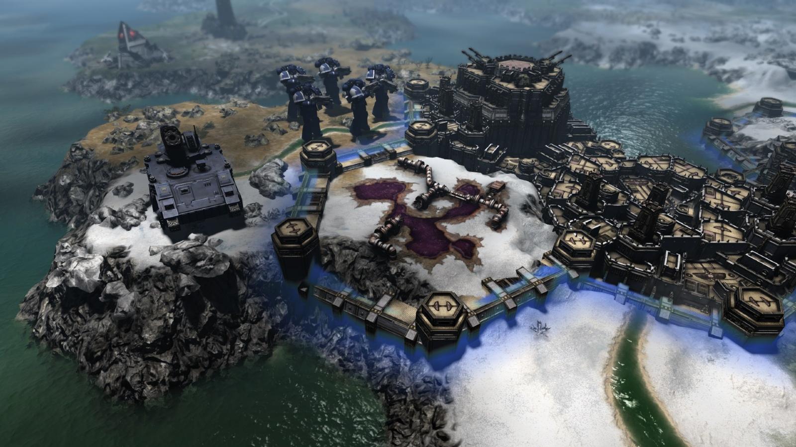 Čtyři odlišné zážitky slibuje 4X strategie ze světa Warhammeru 40,000 153195