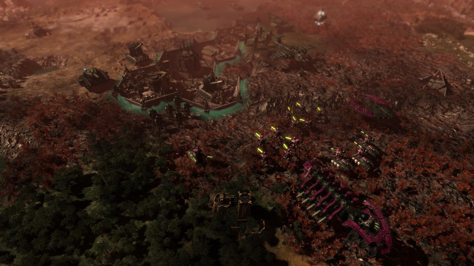Čtyři odlišné zážitky slibuje 4X strategie ze světa Warhammeru 40,000 153196