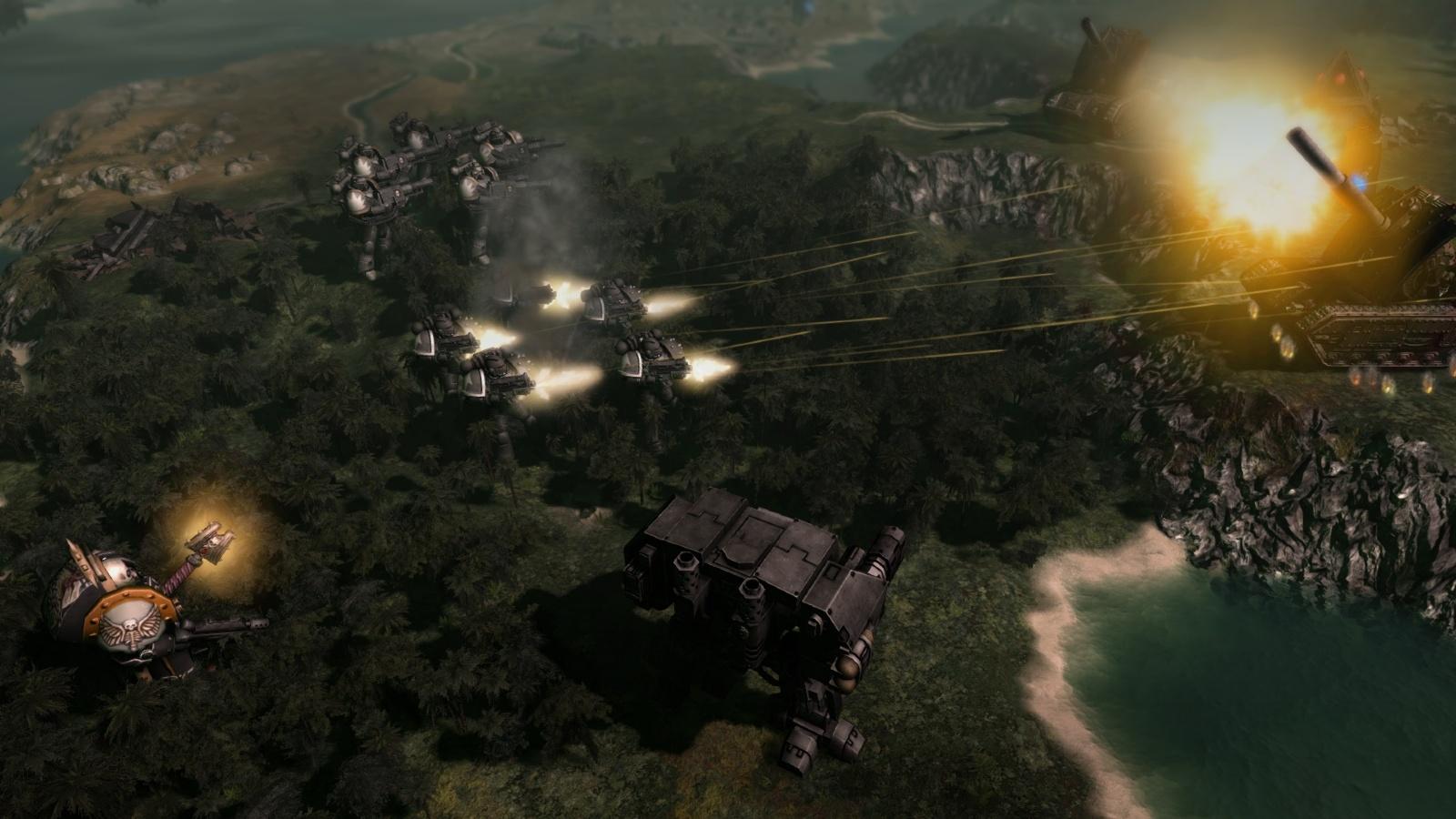 Čtyři odlišné zážitky slibuje 4X strategie ze světa Warhammeru 40,000 153197