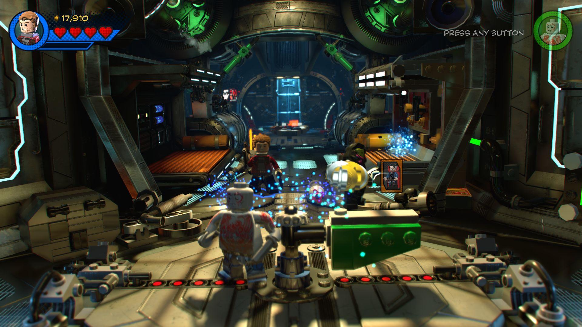 LEGO Marvel Super Heroes 2 - superlegáčci znovu zasahují 153247