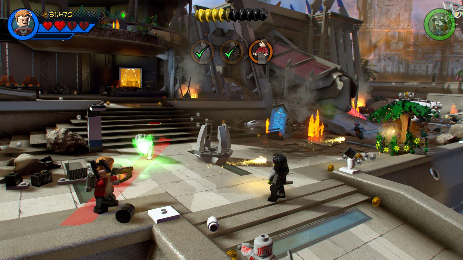 LEGO Marvel Super Heroes 2 - superlegáčci znovu zasahují 153248