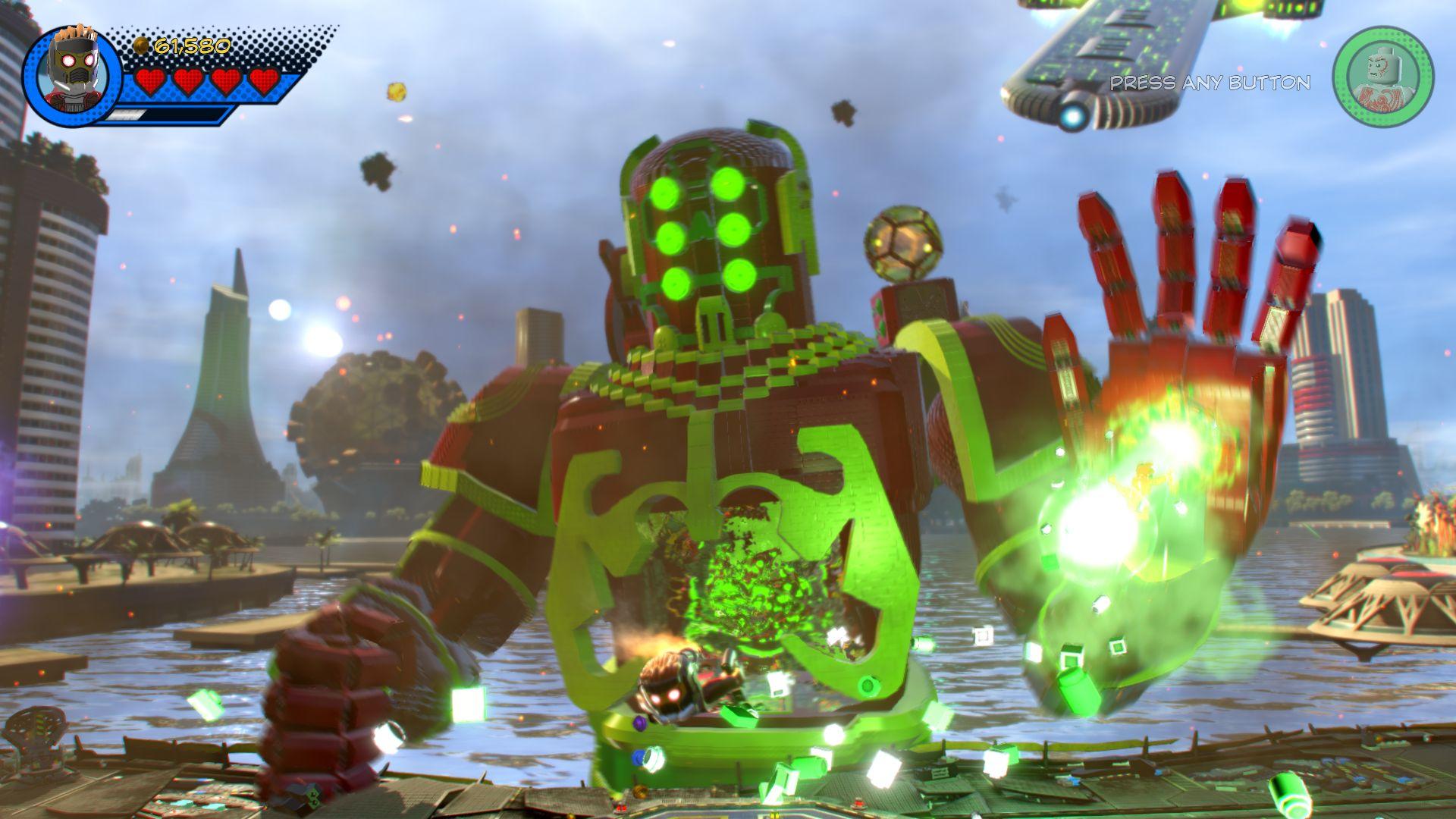 LEGO Marvel Super Heroes 2 - superlegáčci znovu zasahují 153249