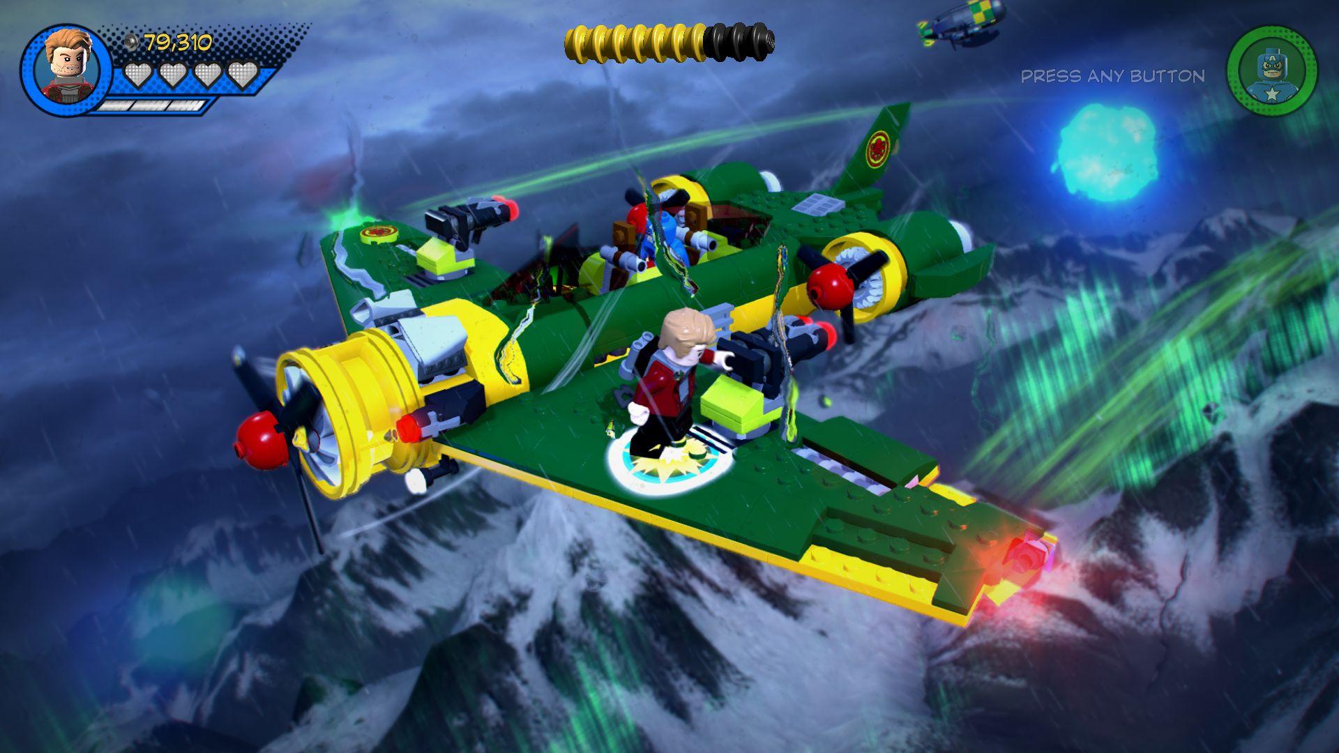 LEGO Marvel Super Heroes 2 - superlegáčci znovu zasahují 153263