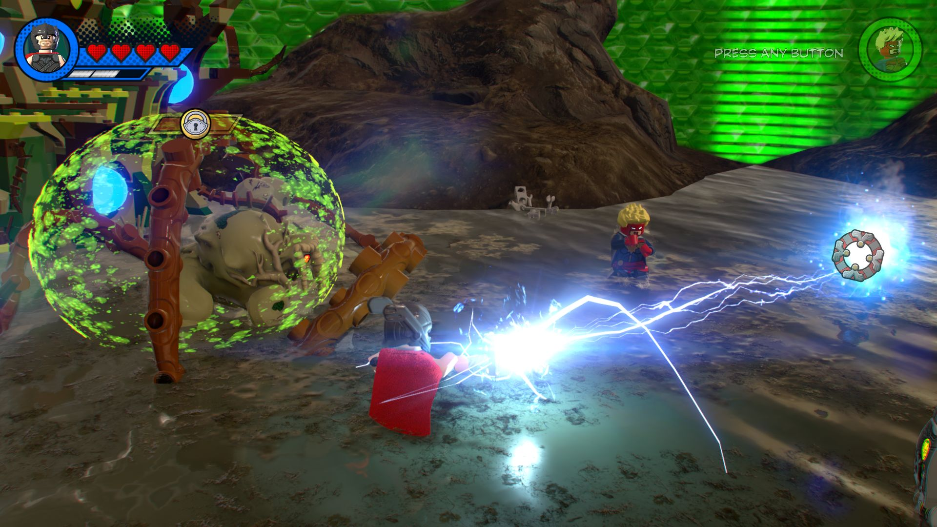 LEGO Marvel Super Heroes 2 - superlegáčci znovu zasahují 153264