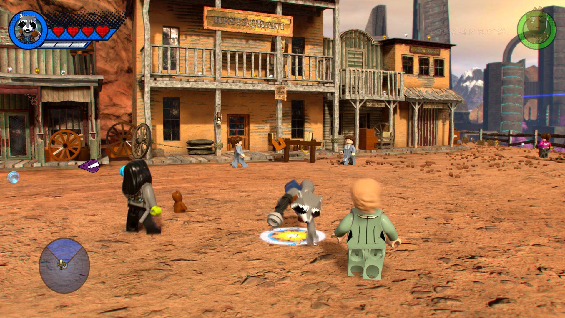 LEGO Marvel Super Heroes 2 - superlegáčci znovu zasahují 153265
