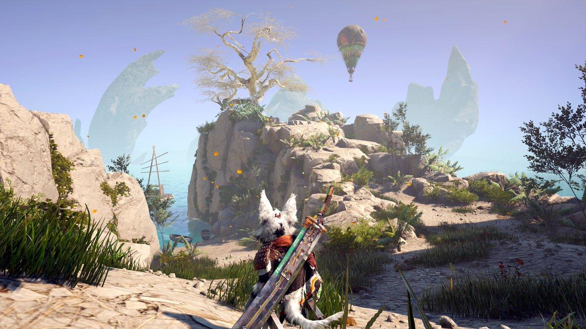 Nové screenshoty z BioMutant 153271