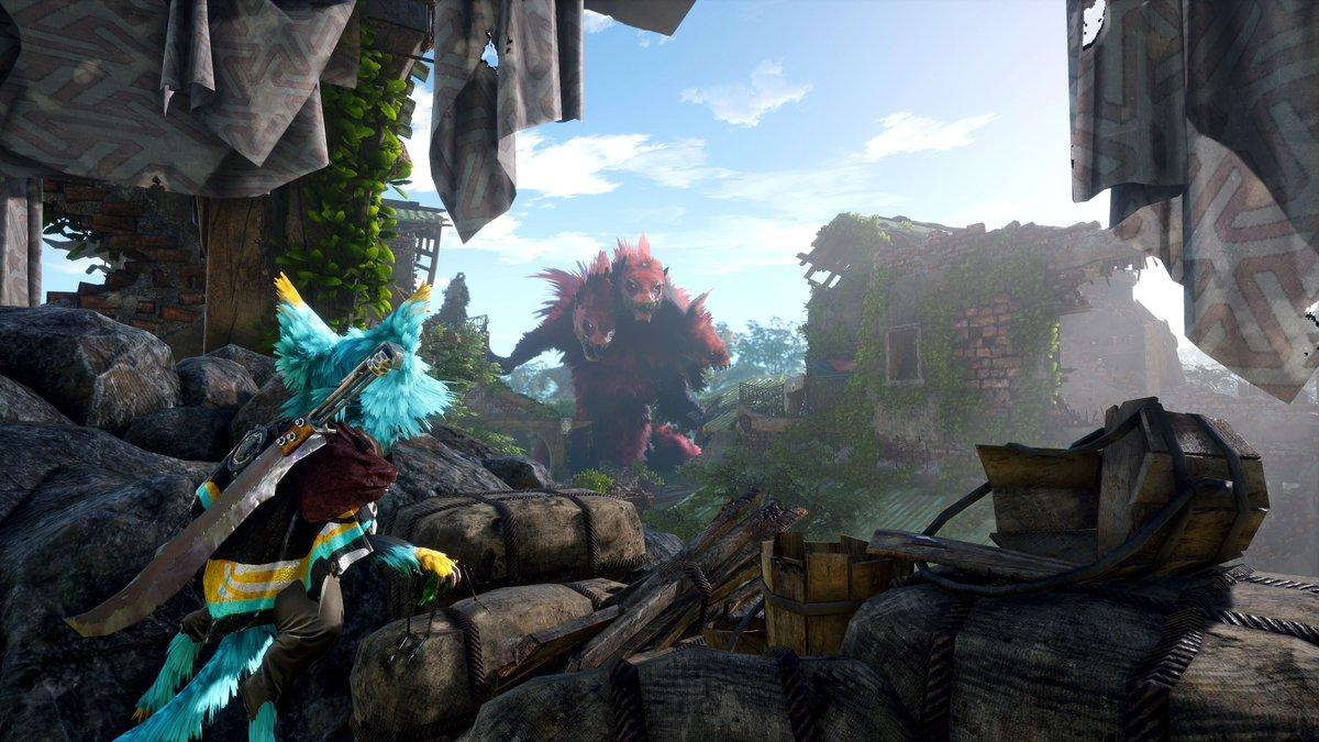 Nové screenshoty z BioMutant 153273