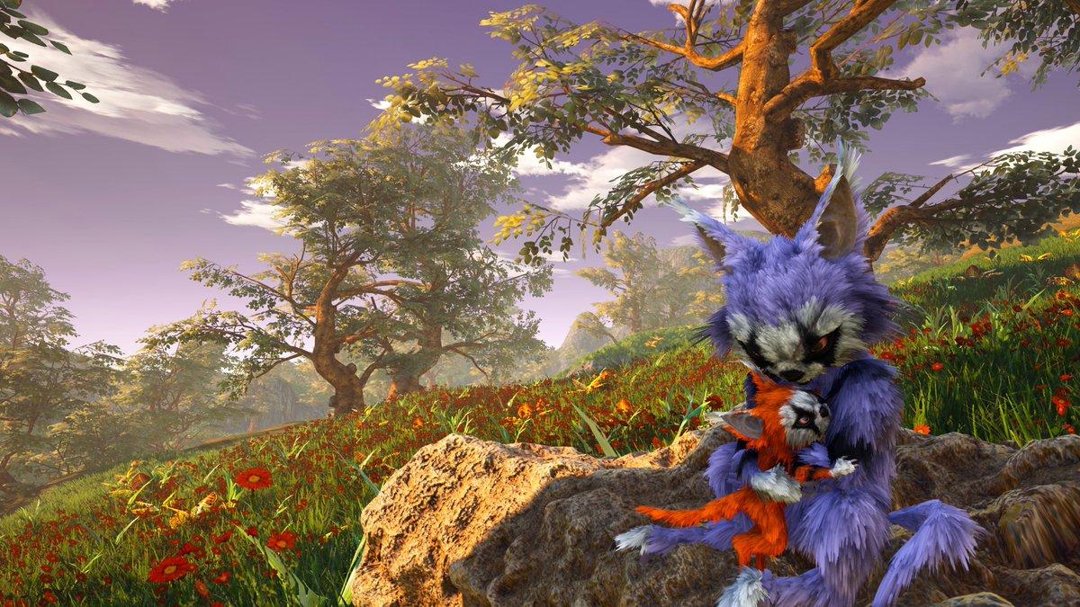Nové screenshoty z BioMutant 153274