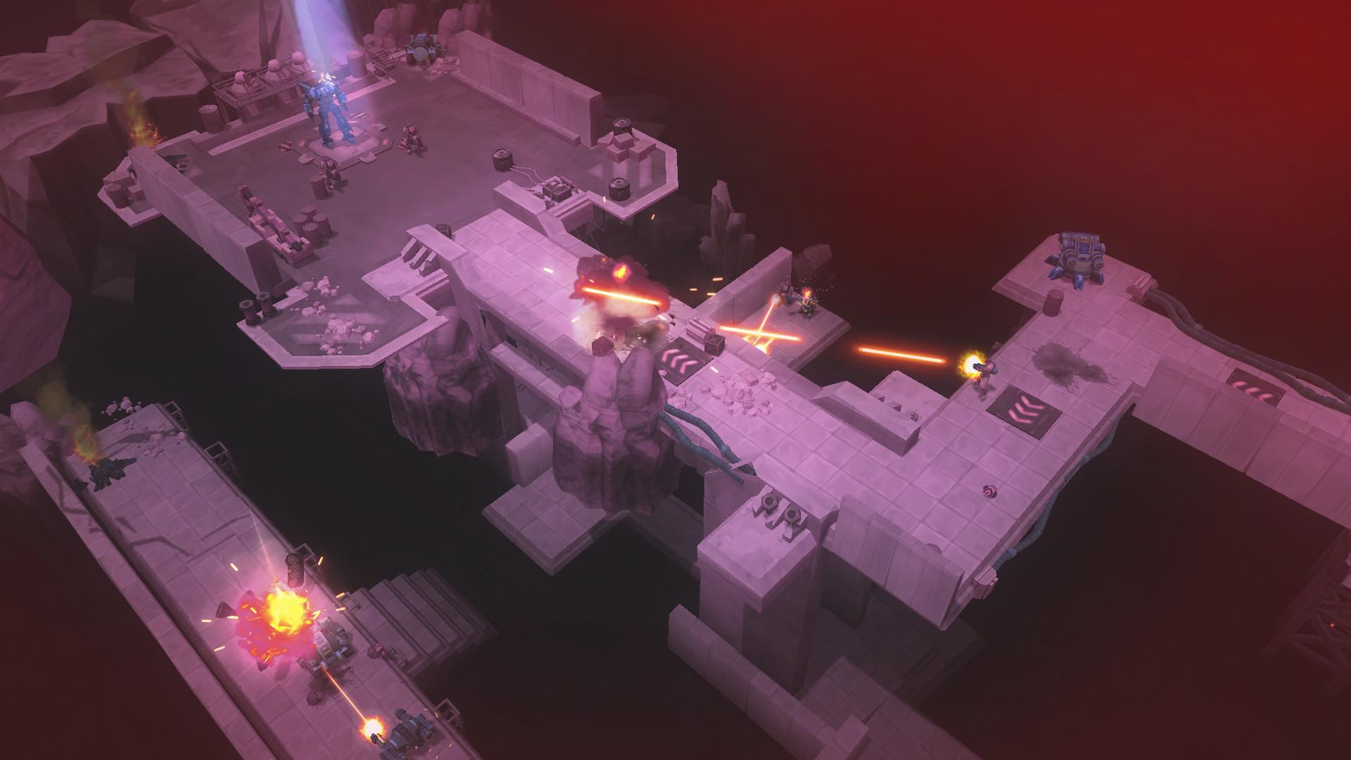 AirMech Wastelands je akční RPG s důrazem na strategické prvky 153278