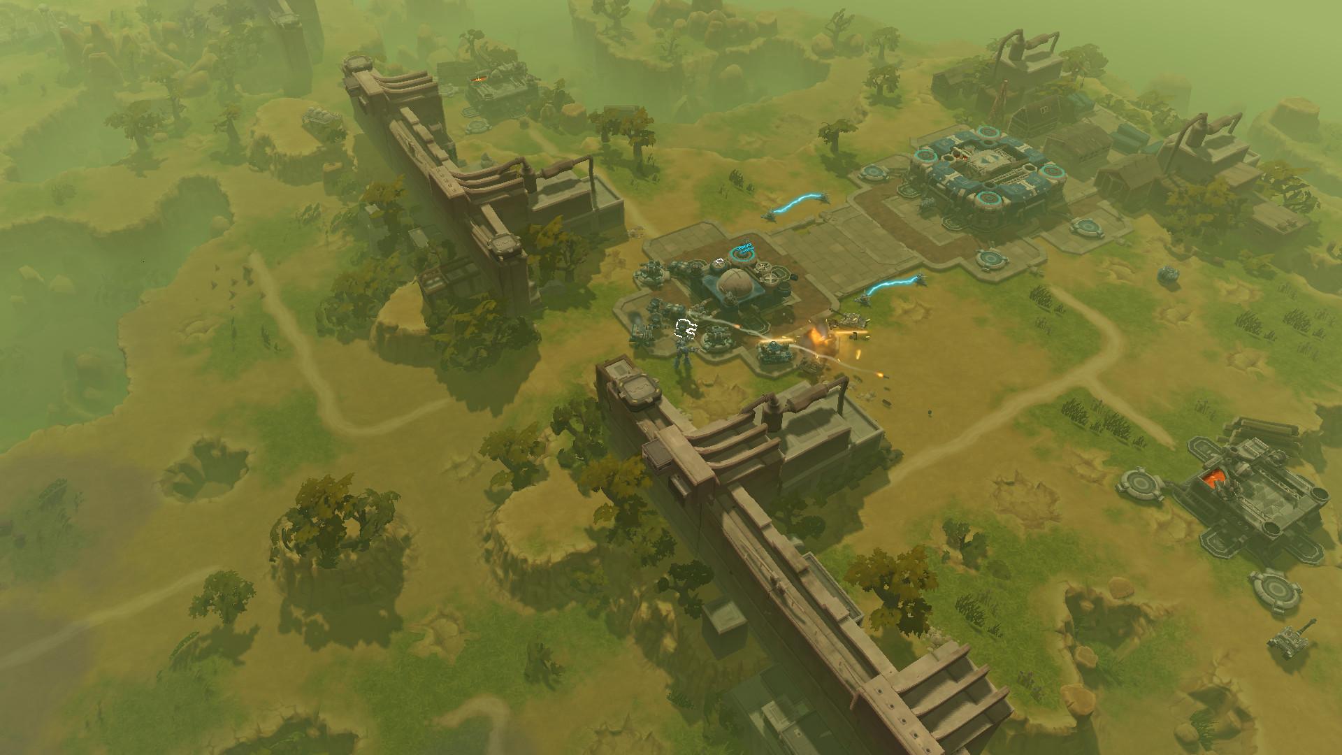 AirMech Wastelands je akční RPG s důrazem na strategické prvky 153279