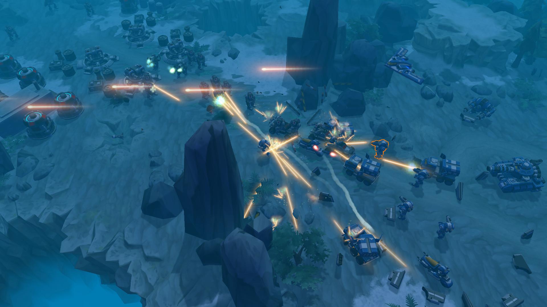 AirMech Wastelands je akční RPG s důrazem na strategické prvky 153281