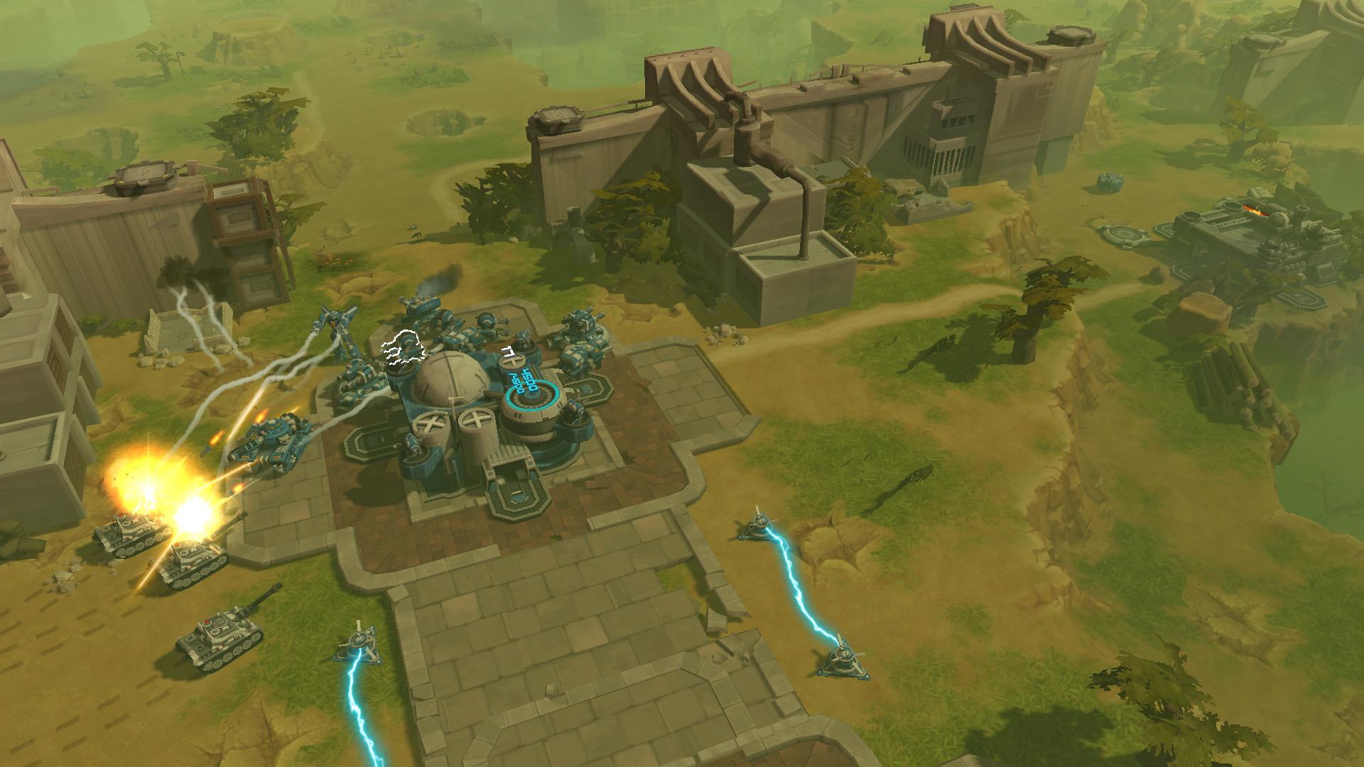 AirMech Wastelands je akční RPG s důrazem na strategické prvky 153282