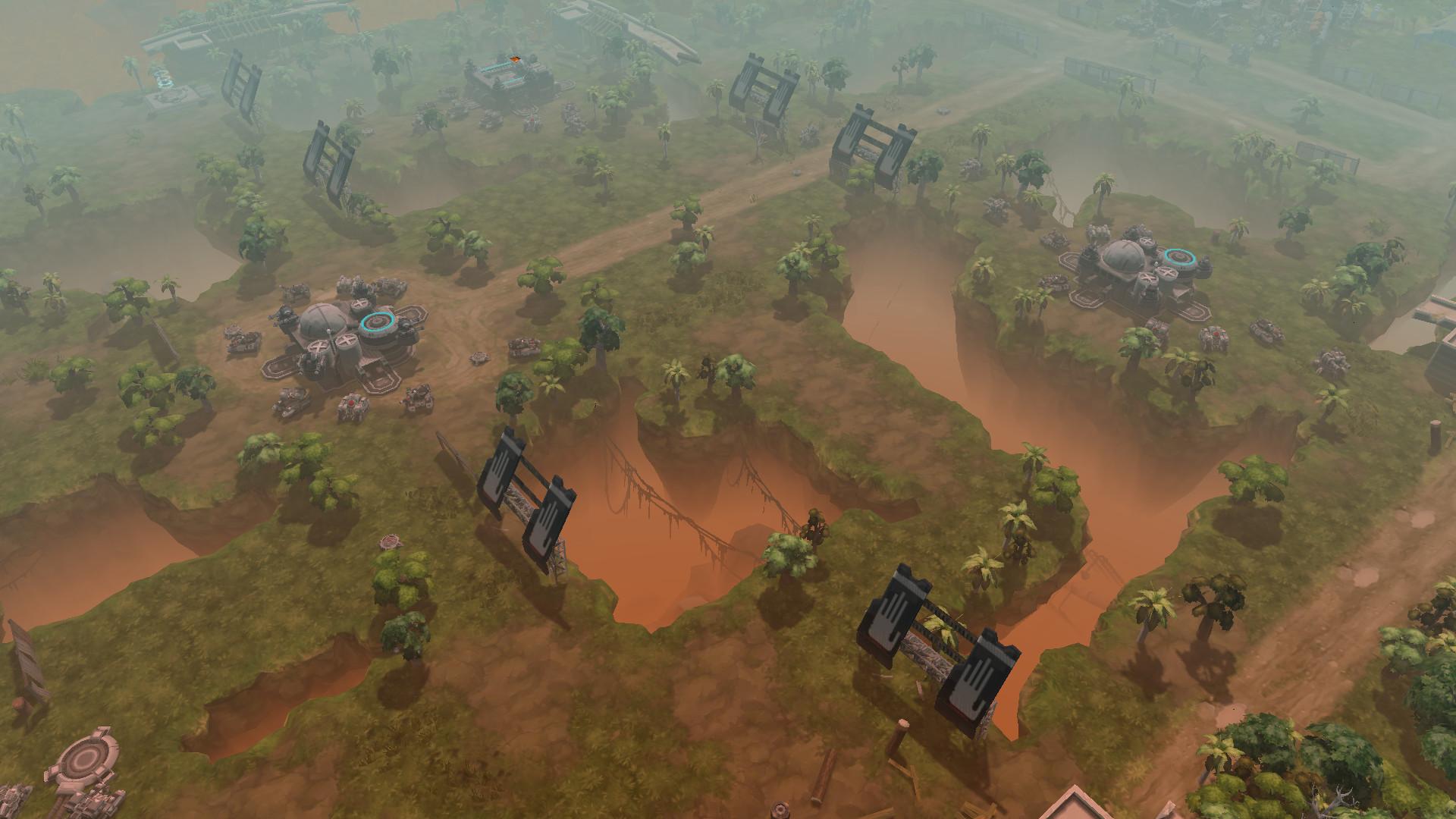 AirMech Wastelands je akční RPG s důrazem na strategické prvky 153285