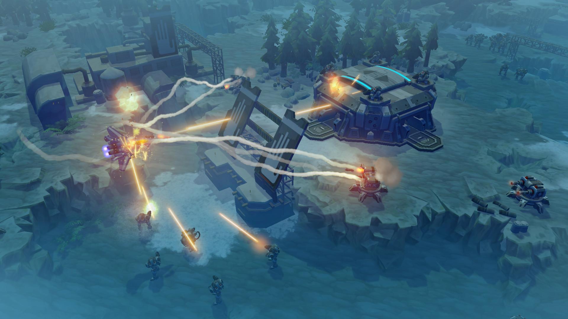 AirMech Wastelands je akční RPG s důrazem na strategické prvky 153286