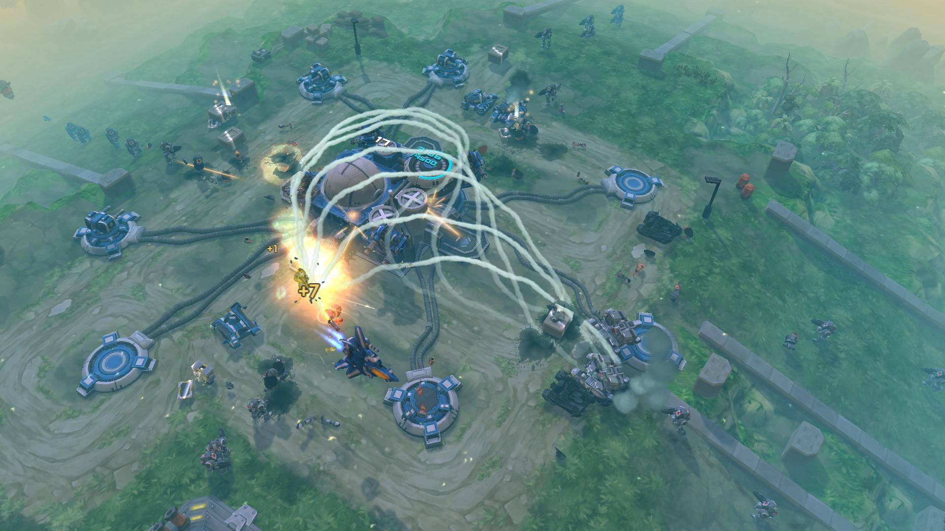 AirMech Wastelands je akční RPG s důrazem na strategické prvky 153287