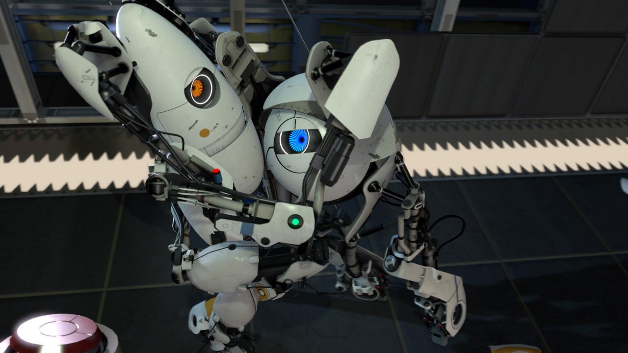 Portal 2 – galerie a video z co-op módu 15332