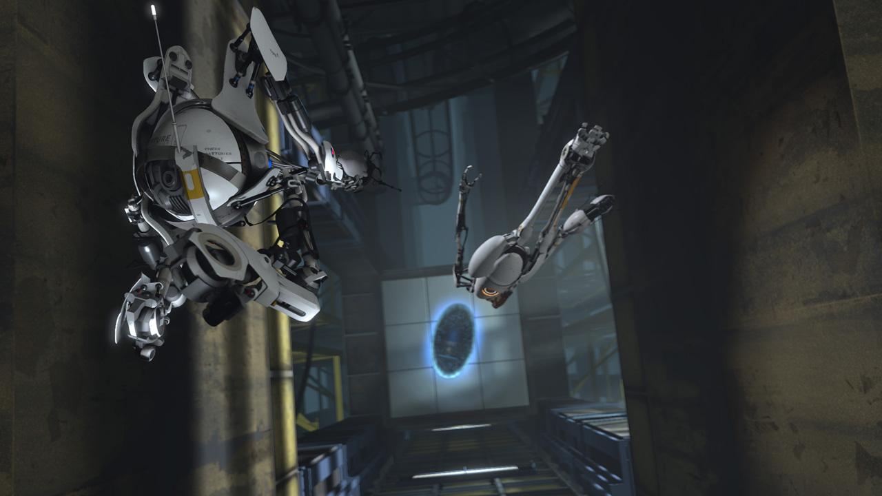 Portal 2 – galerie a video z co-op módu 15333