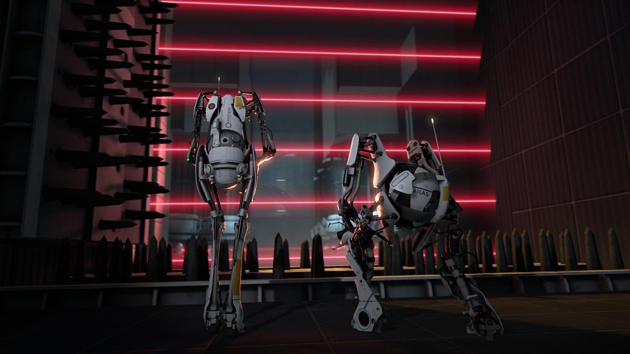 Portal 2 – galerie a video z co-op módu 15334