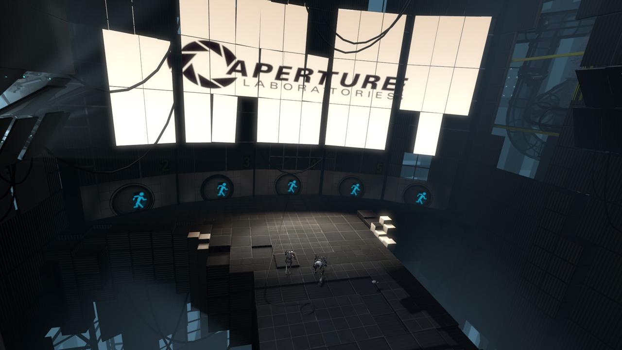 Portal 2 – galerie a video z co-op módu 15335