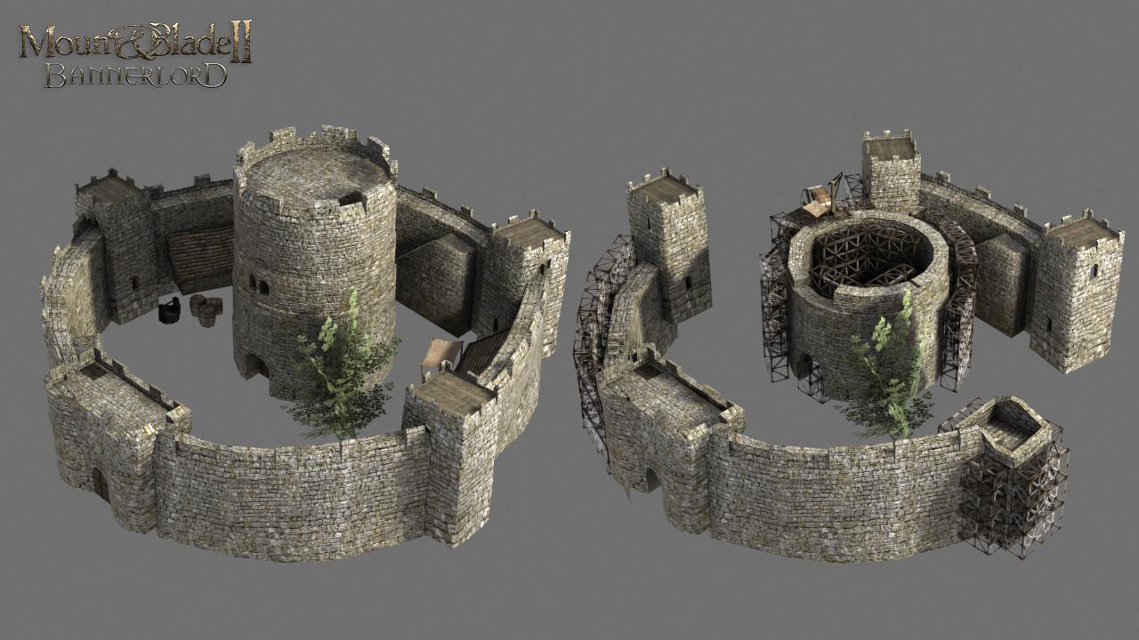 Mount & Blade 2: Bannerlord na nových screenshotech 153372