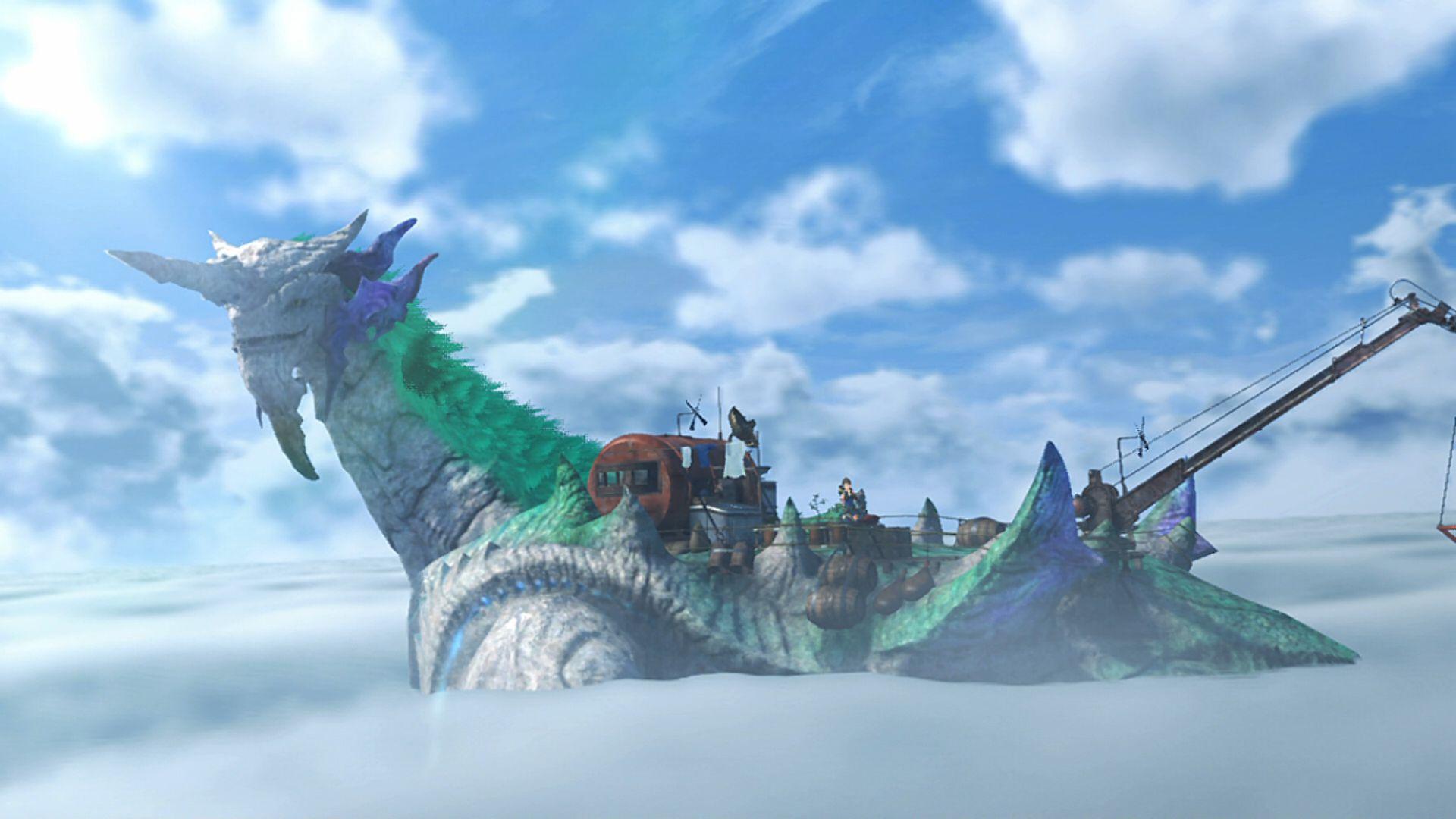 Magie a mechanická vylepšení v příběhovém traileru ke Xenoblade Chronicles 2 153381