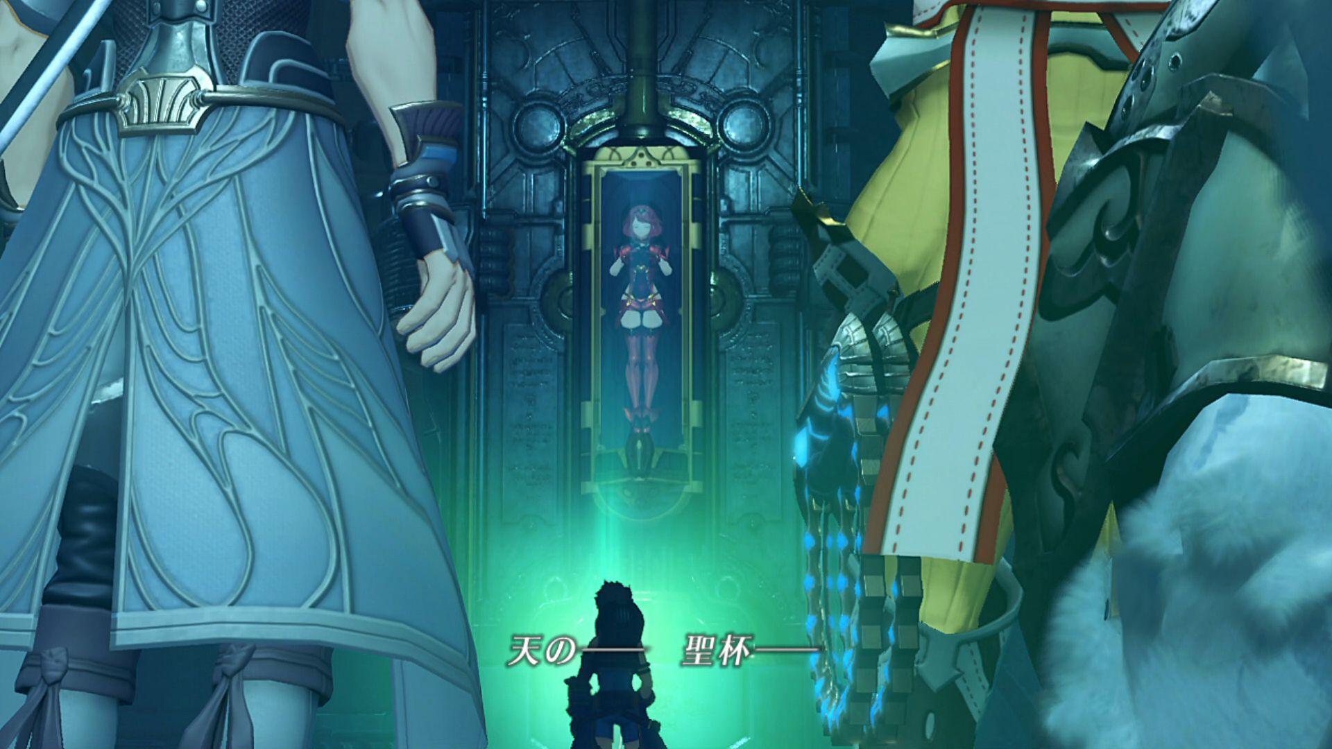 Magie a mechanická vylepšení v příběhovém traileru ke Xenoblade Chronicles 2 153384