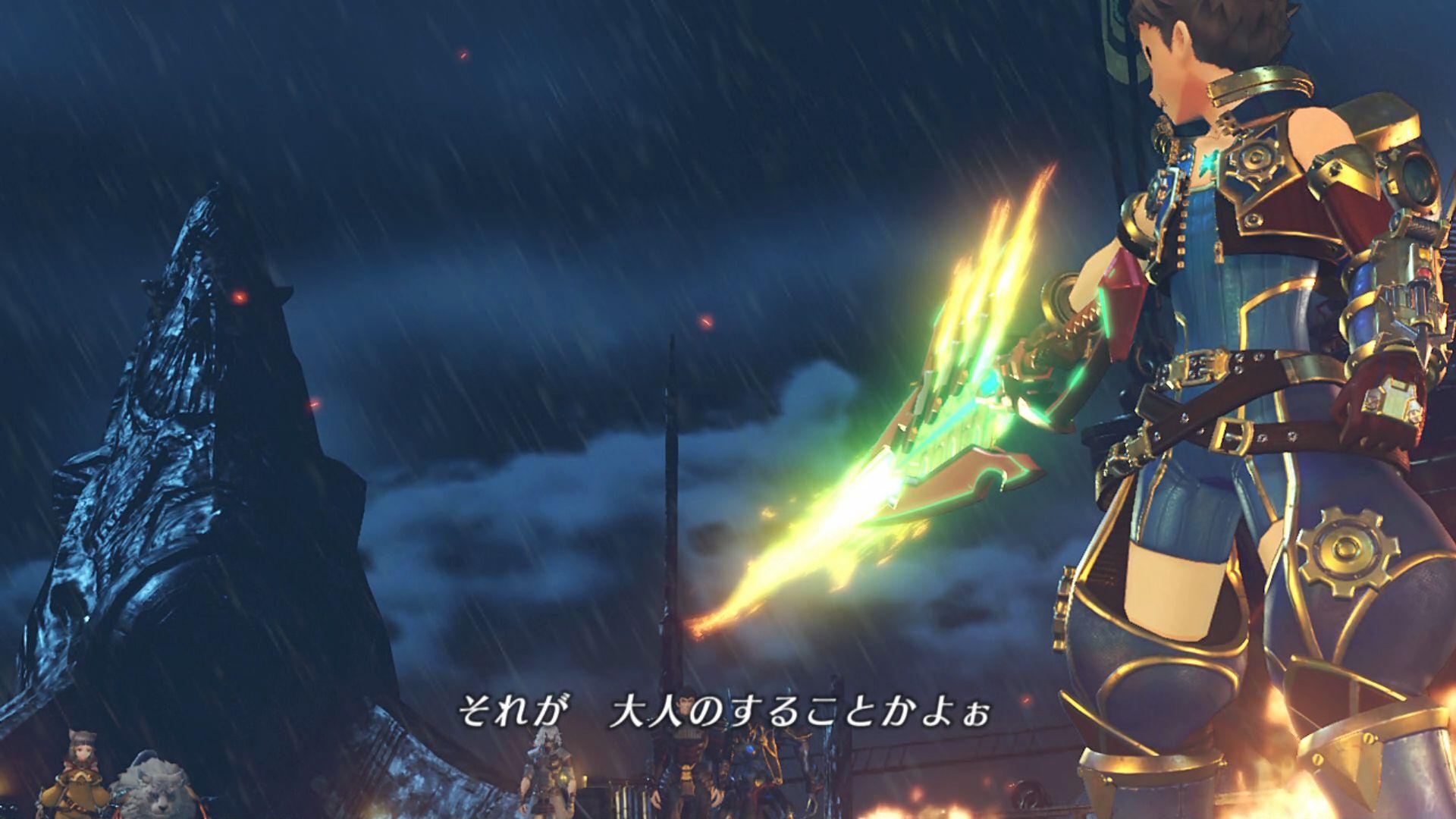 Magie a mechanická vylepšení v příběhovém traileru ke Xenoblade Chronicles 2 153386