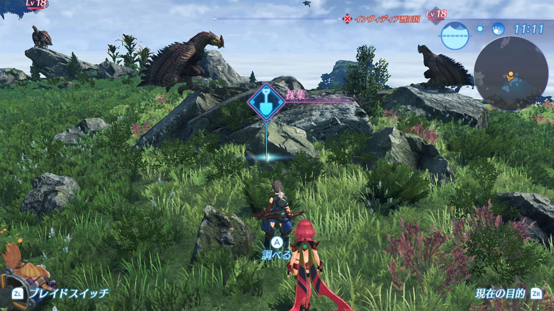 Magie a mechanická vylepšení v příběhovém traileru ke Xenoblade Chronicles 2 153398