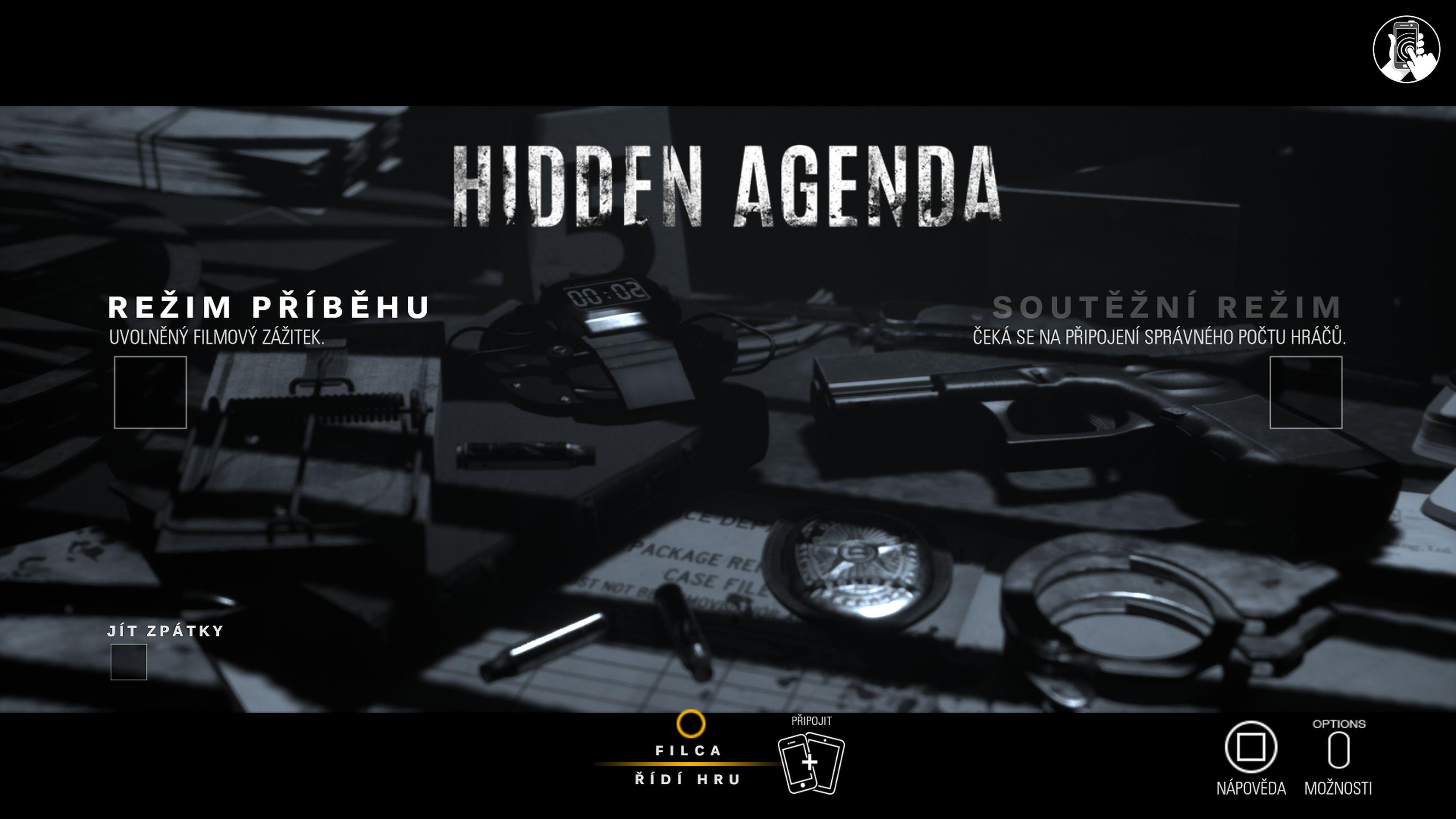 Hidden Agenda – detektivní párty hra s českým dabingem 153414