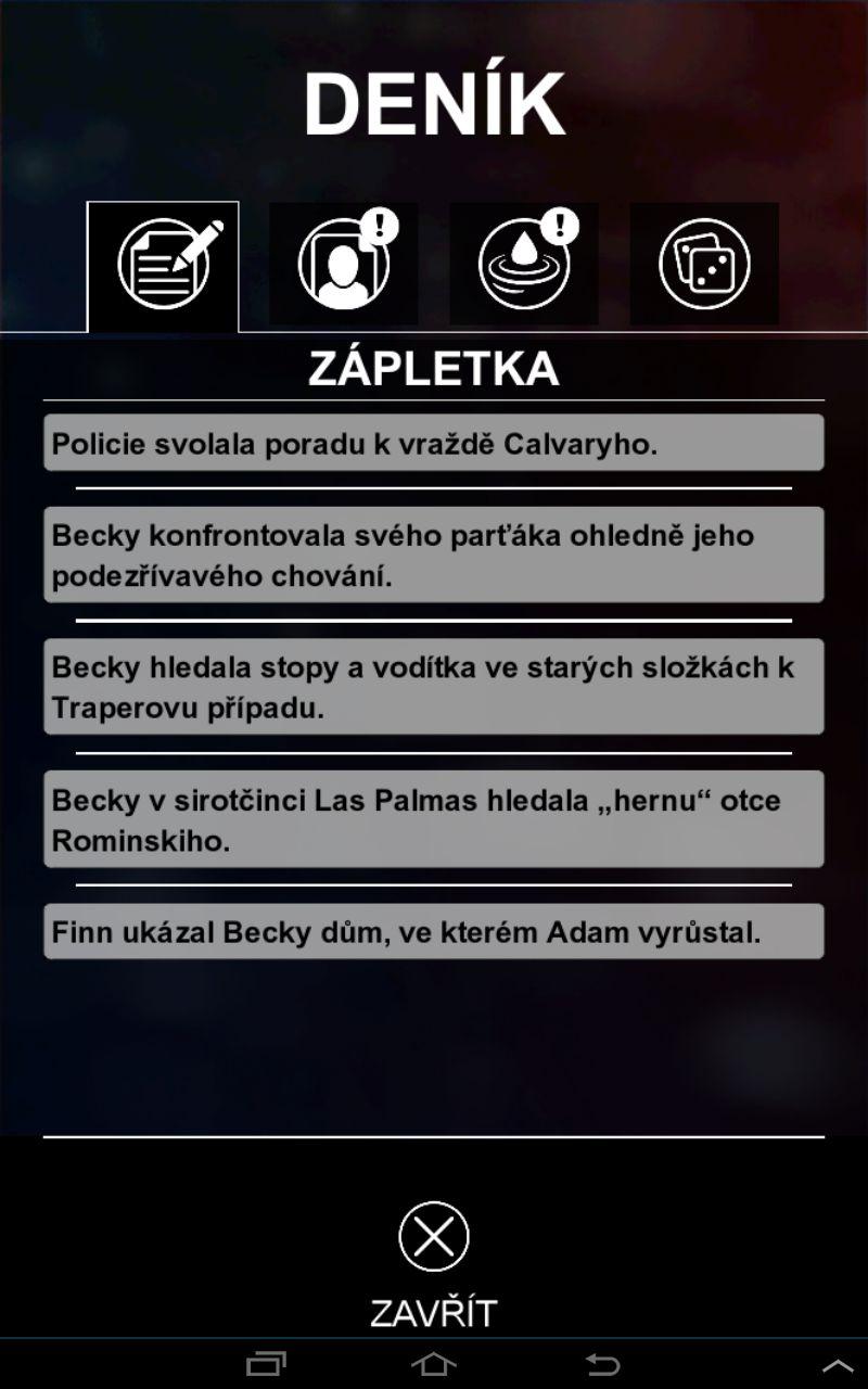 Hidden Agenda – detektivní párty hra s českým dabingem 153419