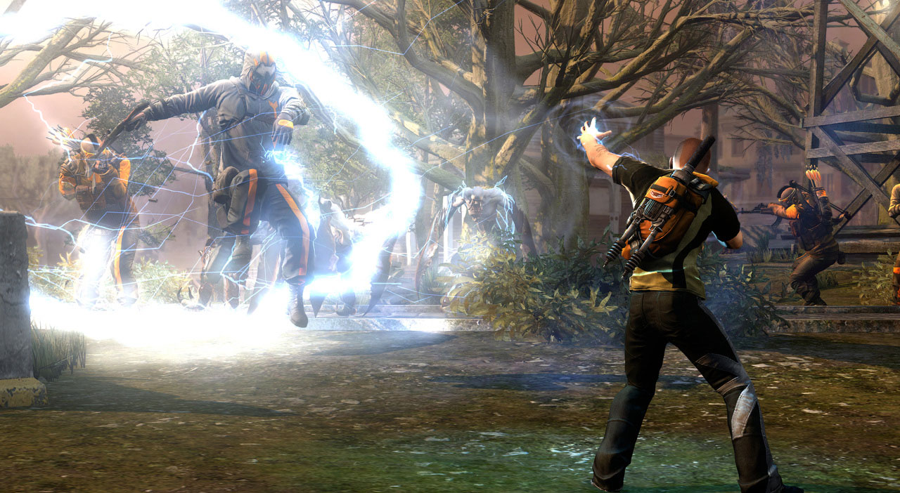 inFamous 2 – gameplay video a galerie 15351