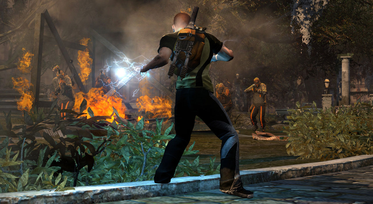 inFamous 2 – gameplay video a galerie 15352