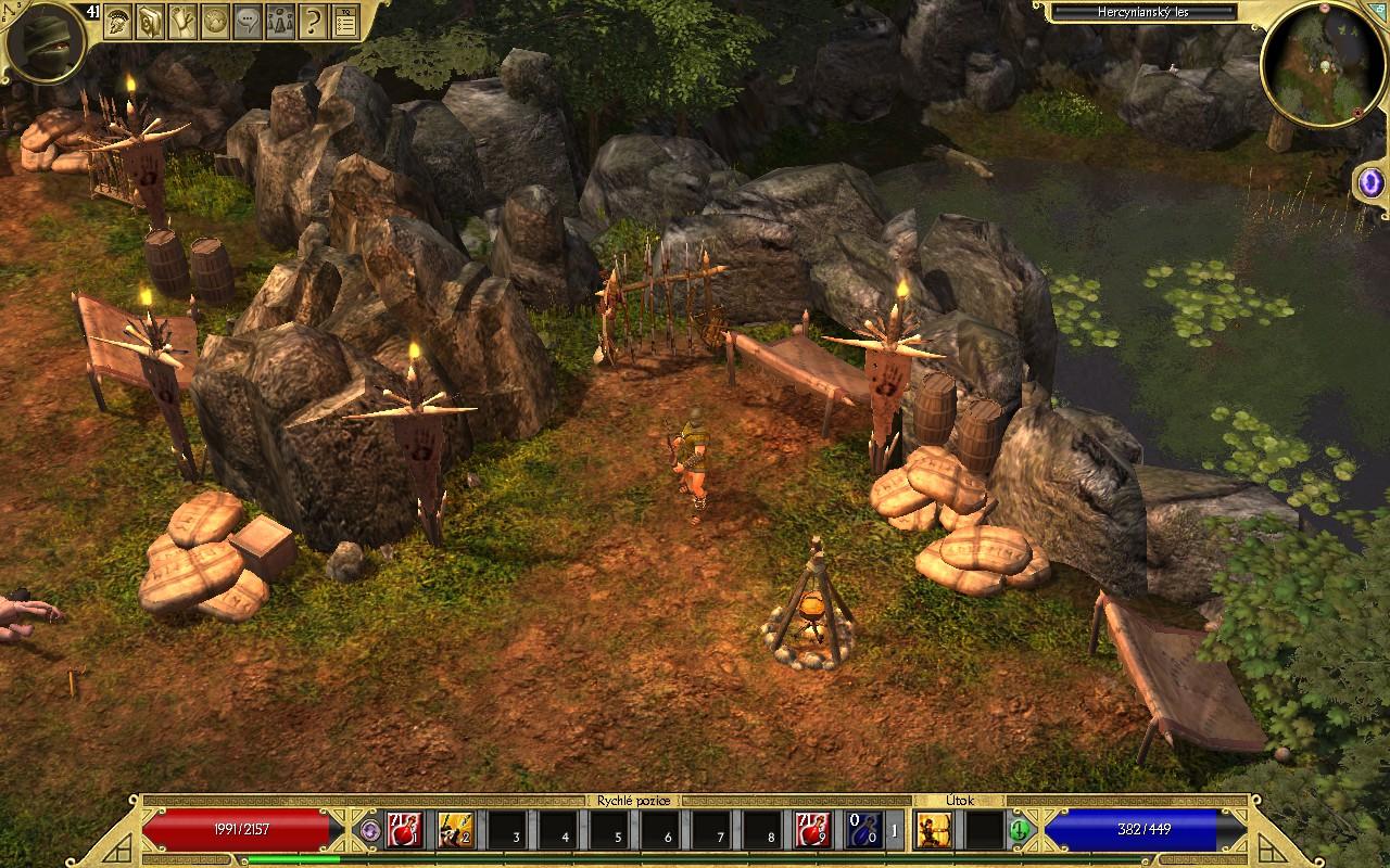 Titan Quest: Ragnarök – rozšíření po jedenácti letech 153523