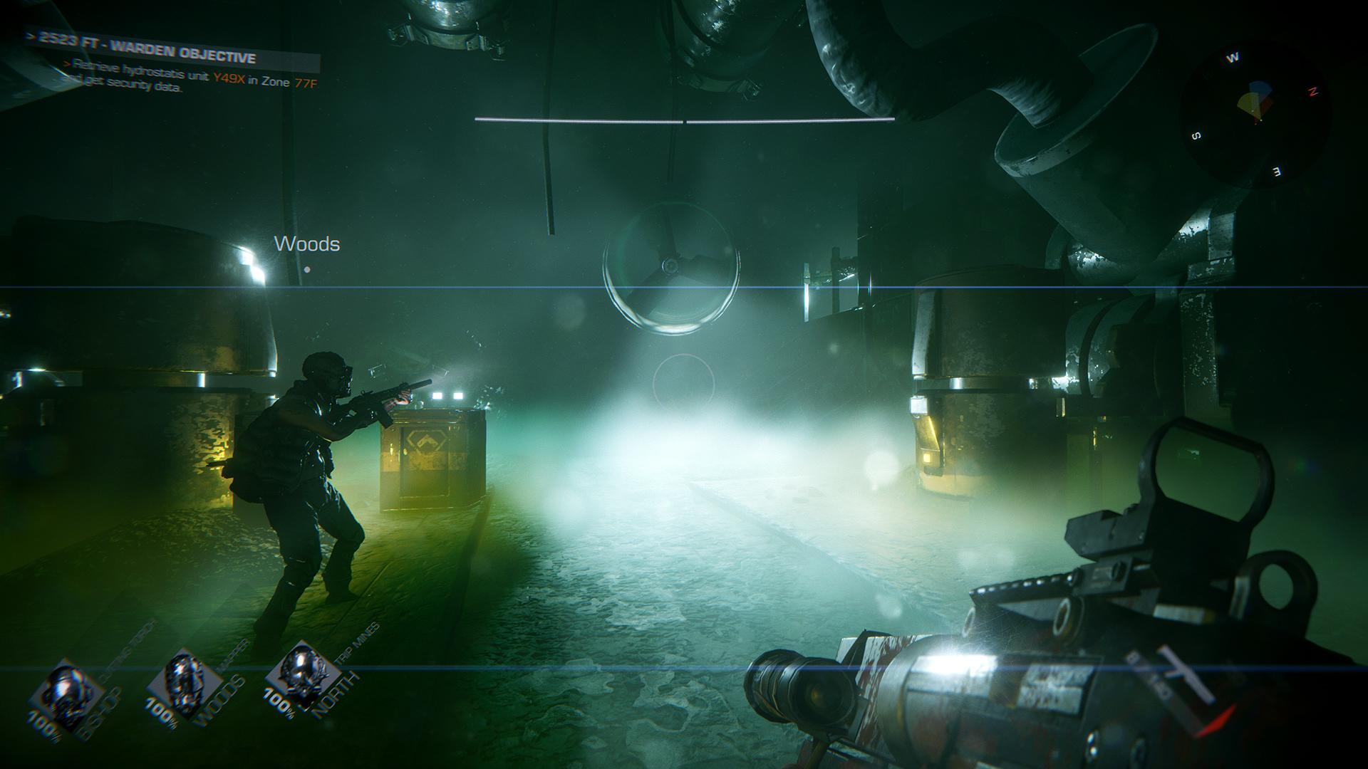 Kooperační střílečka GTFO kombinuje PayDay, Alien a Killing Floor 153703
