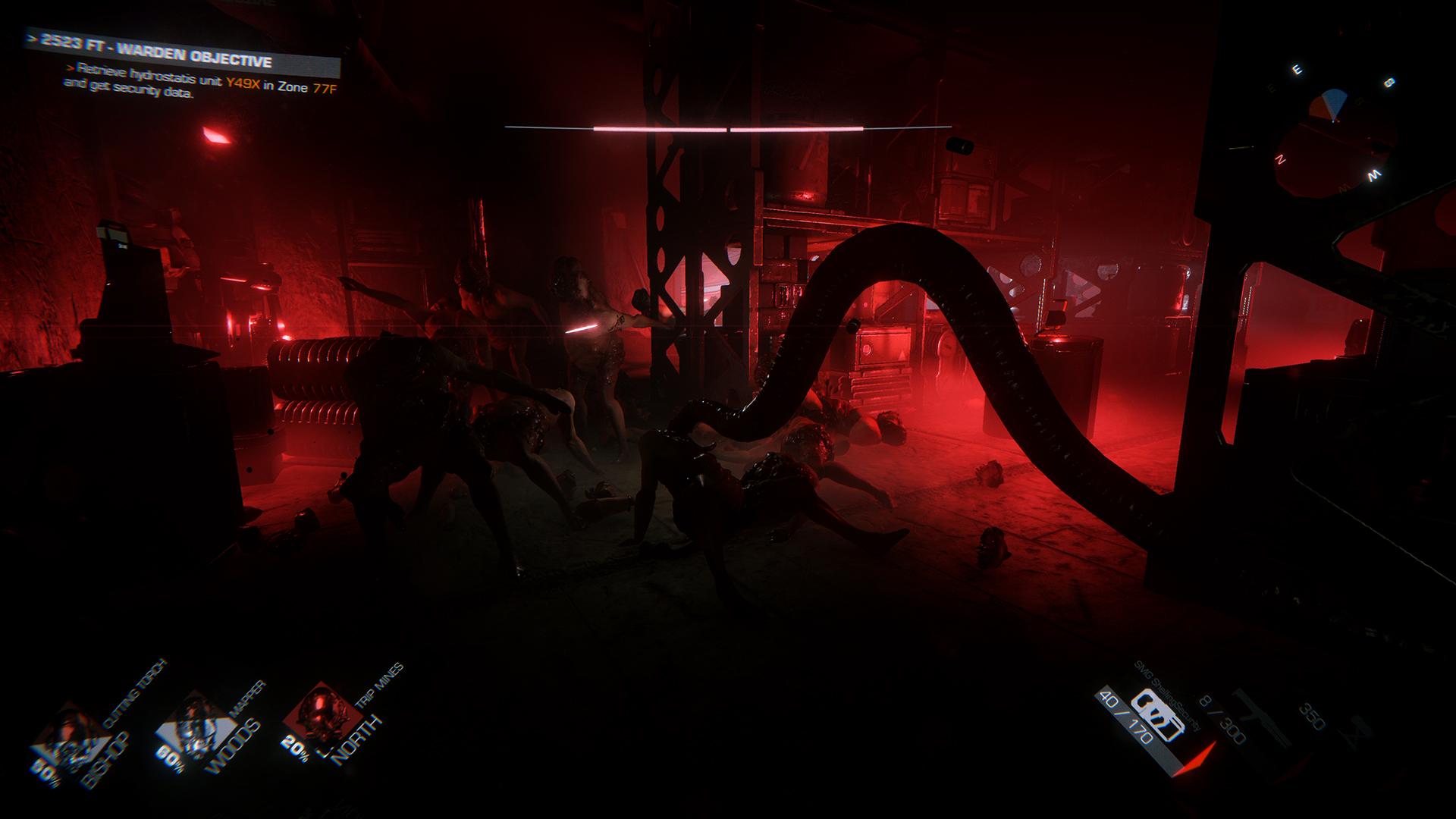 Kooperační střílečka GTFO kombinuje PayDay, Alien a Killing Floor 153706
