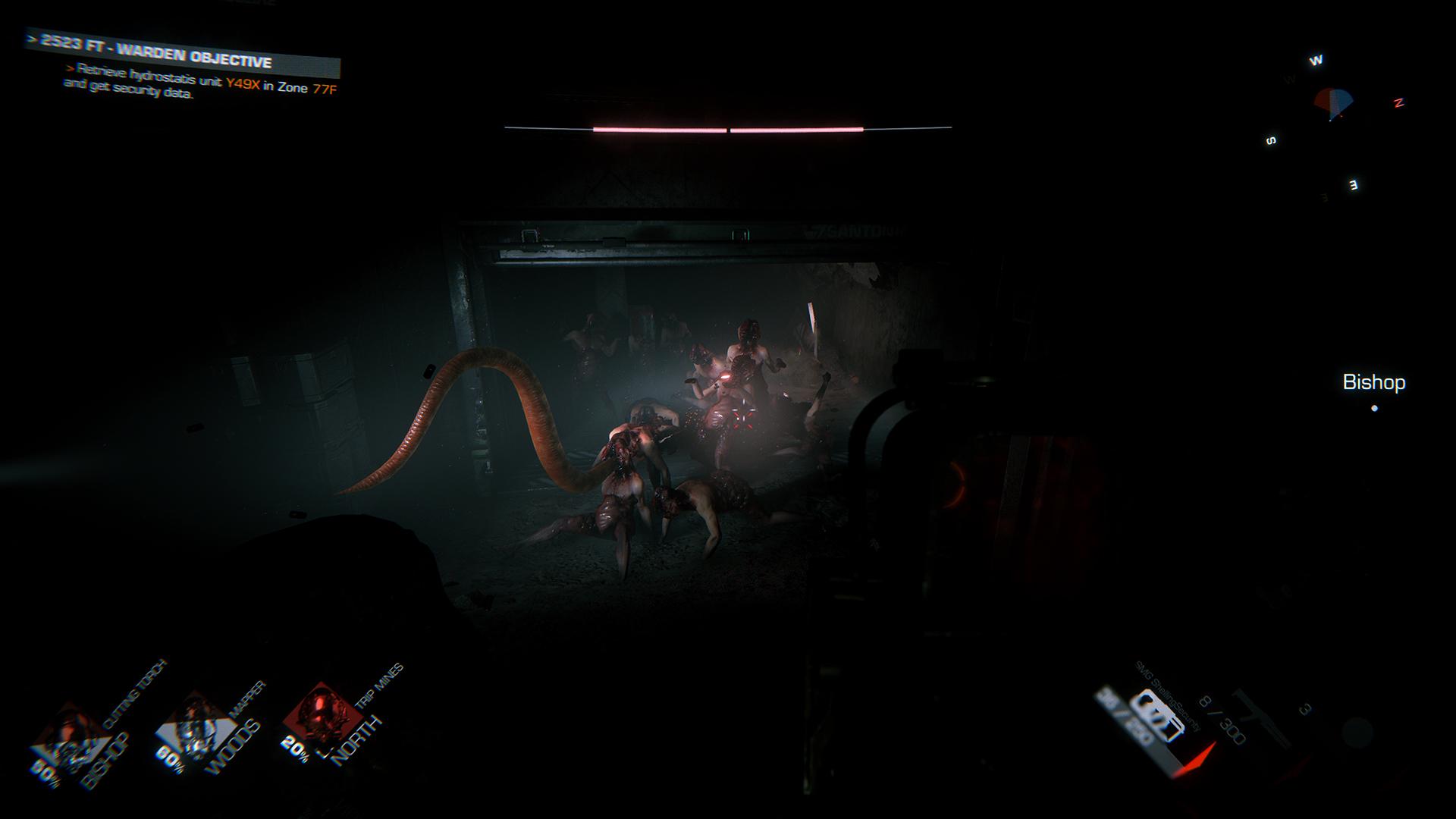 Kooperační střílečka GTFO kombinuje PayDay, Alien a Killing Floor 153707