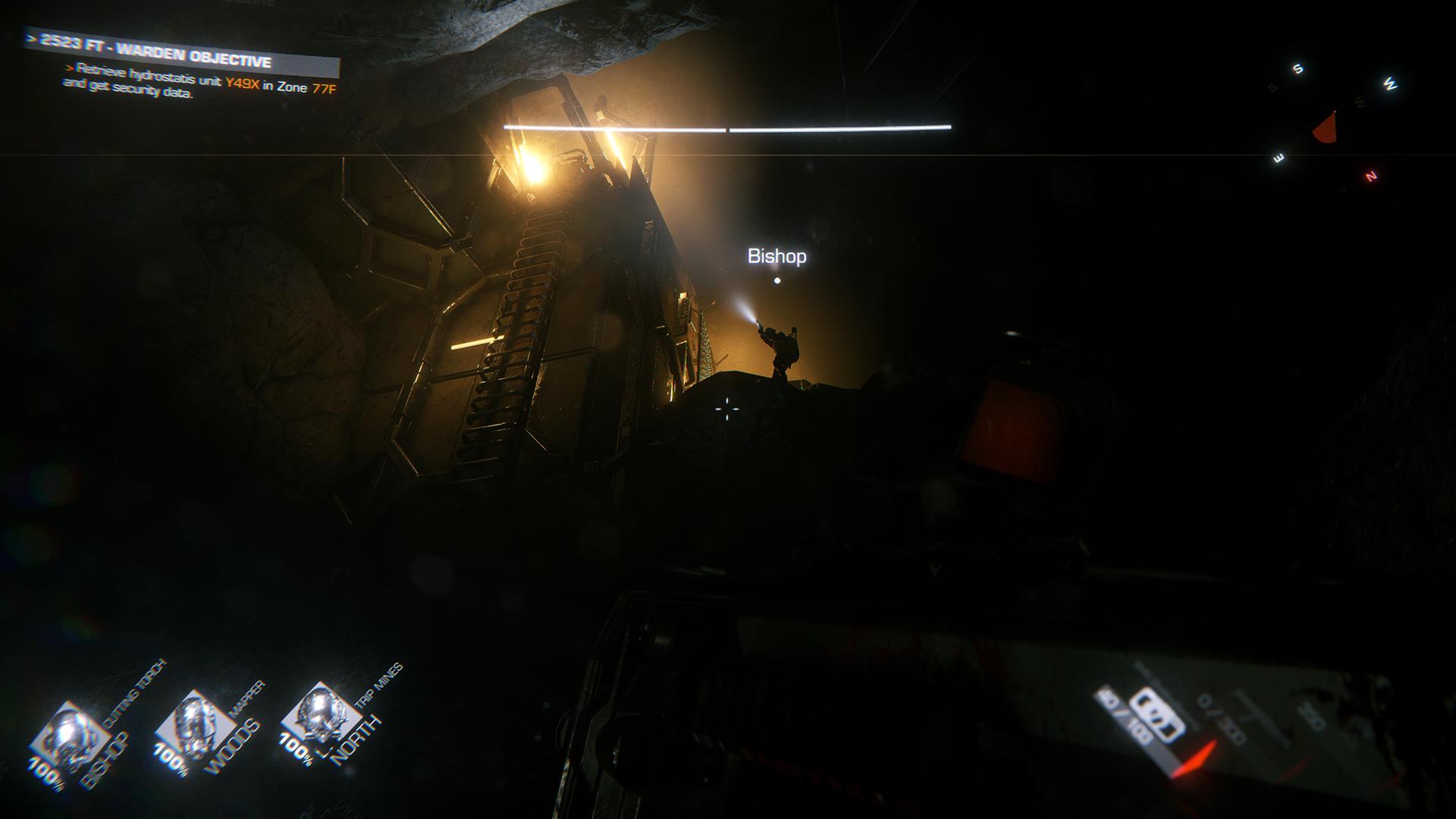Kooperační střílečka GTFO kombinuje PayDay, Alien a Killing Floor 153708