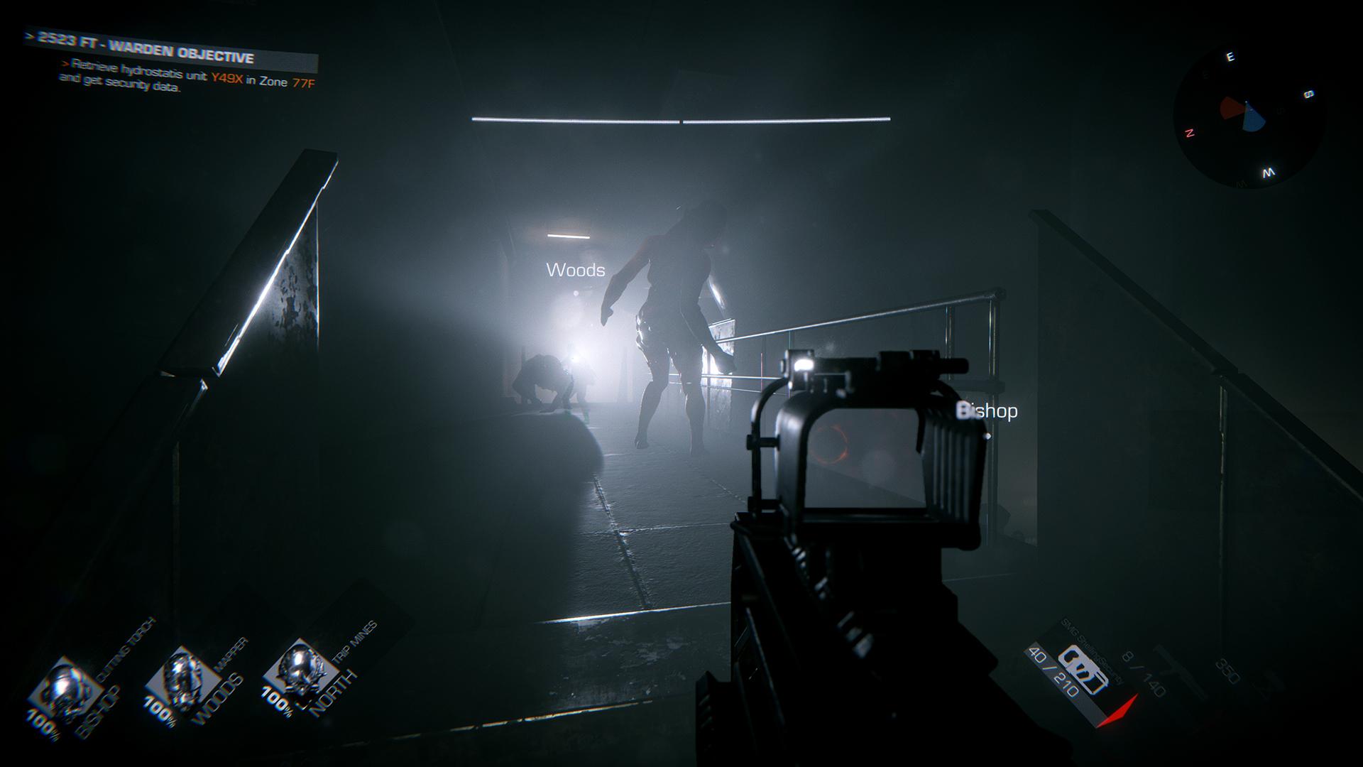 Kooperační střílečka GTFO kombinuje PayDay, Alien a Killing Floor 153710