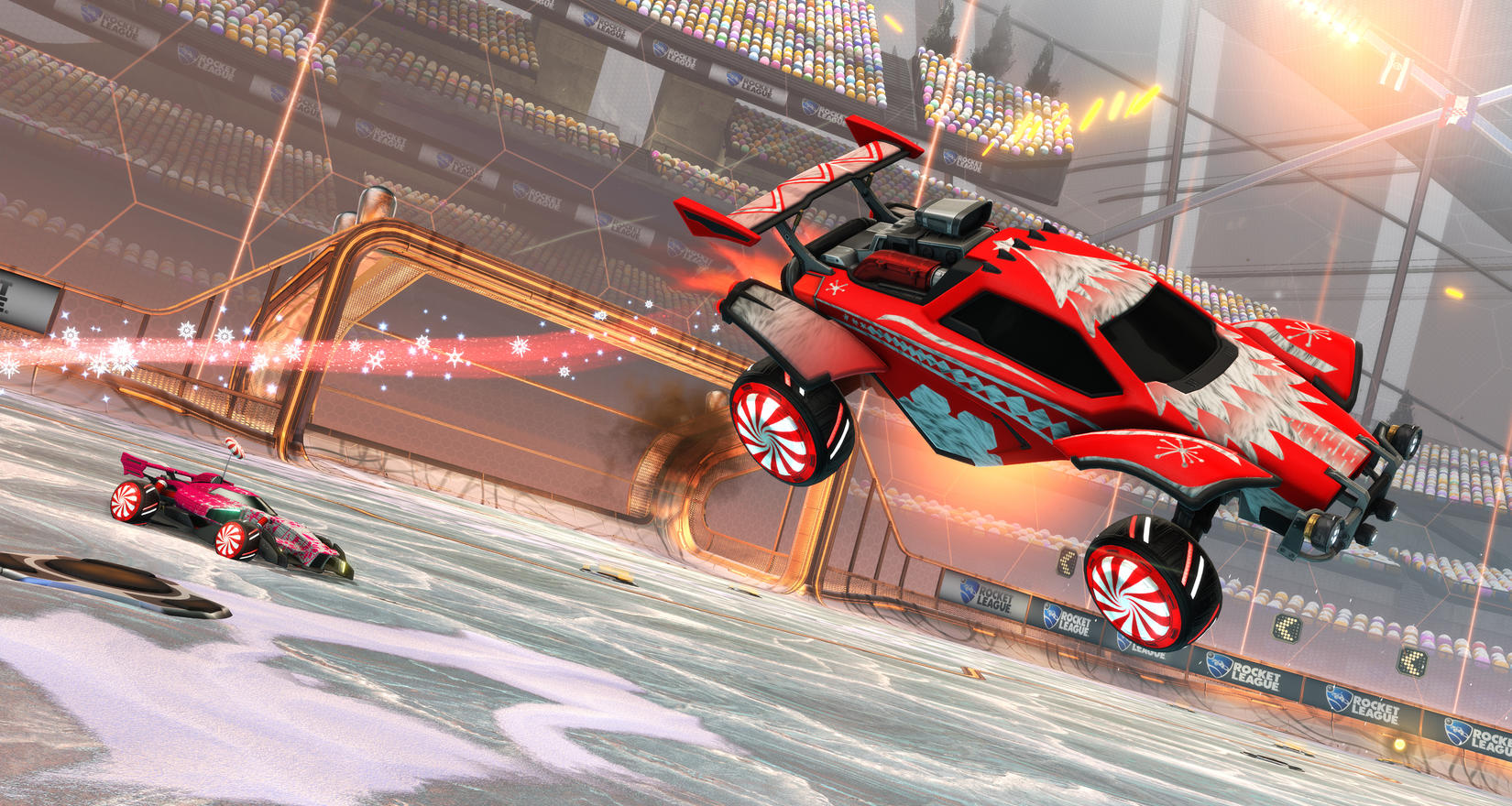 Rocket League čeká tradiční vánoční aktualizace 153789