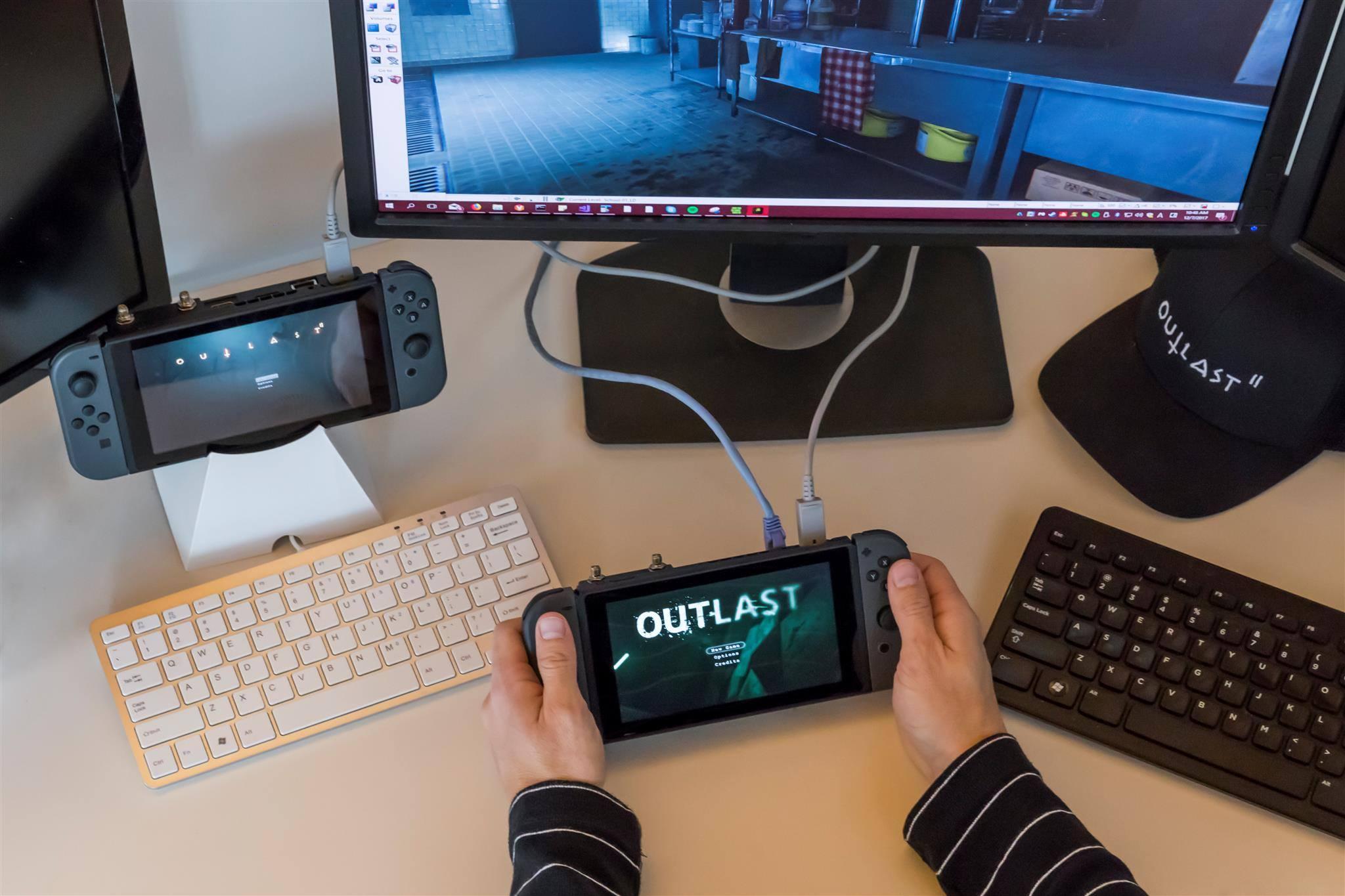 Red Barrels chystají oba díly Outlast pro Switch a nový projekt 153801