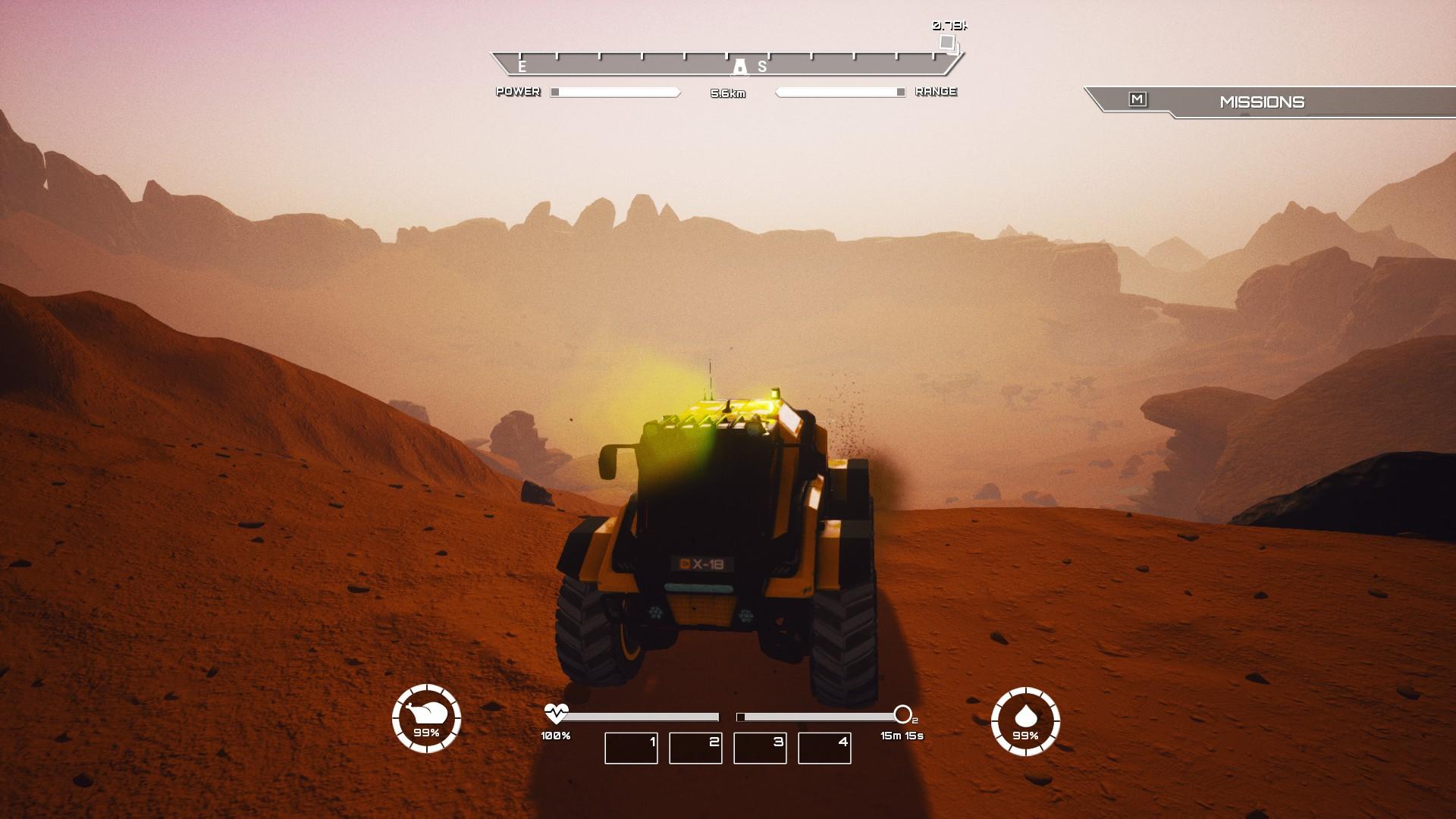 JCB Pioneer: Mars – dojmy z hraní 153917