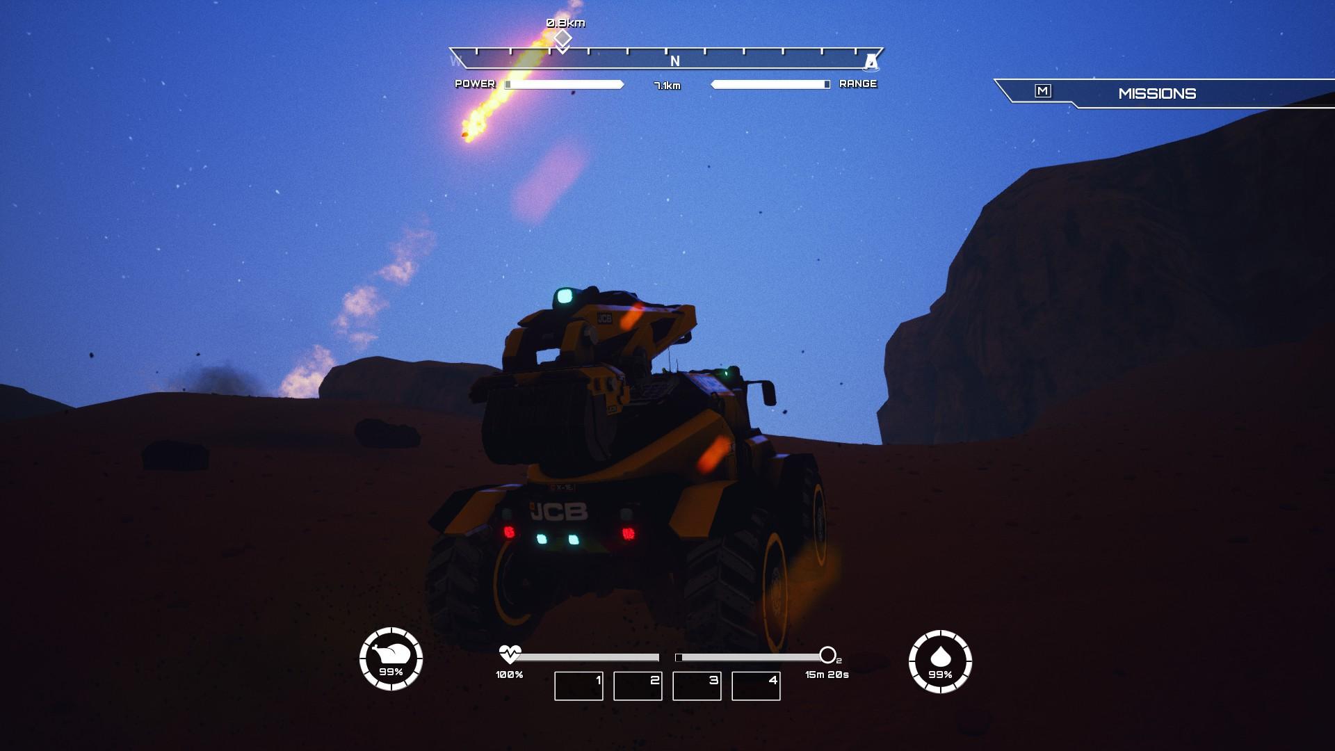 JCB Pioneer: Mars – dojmy z hraní 153919